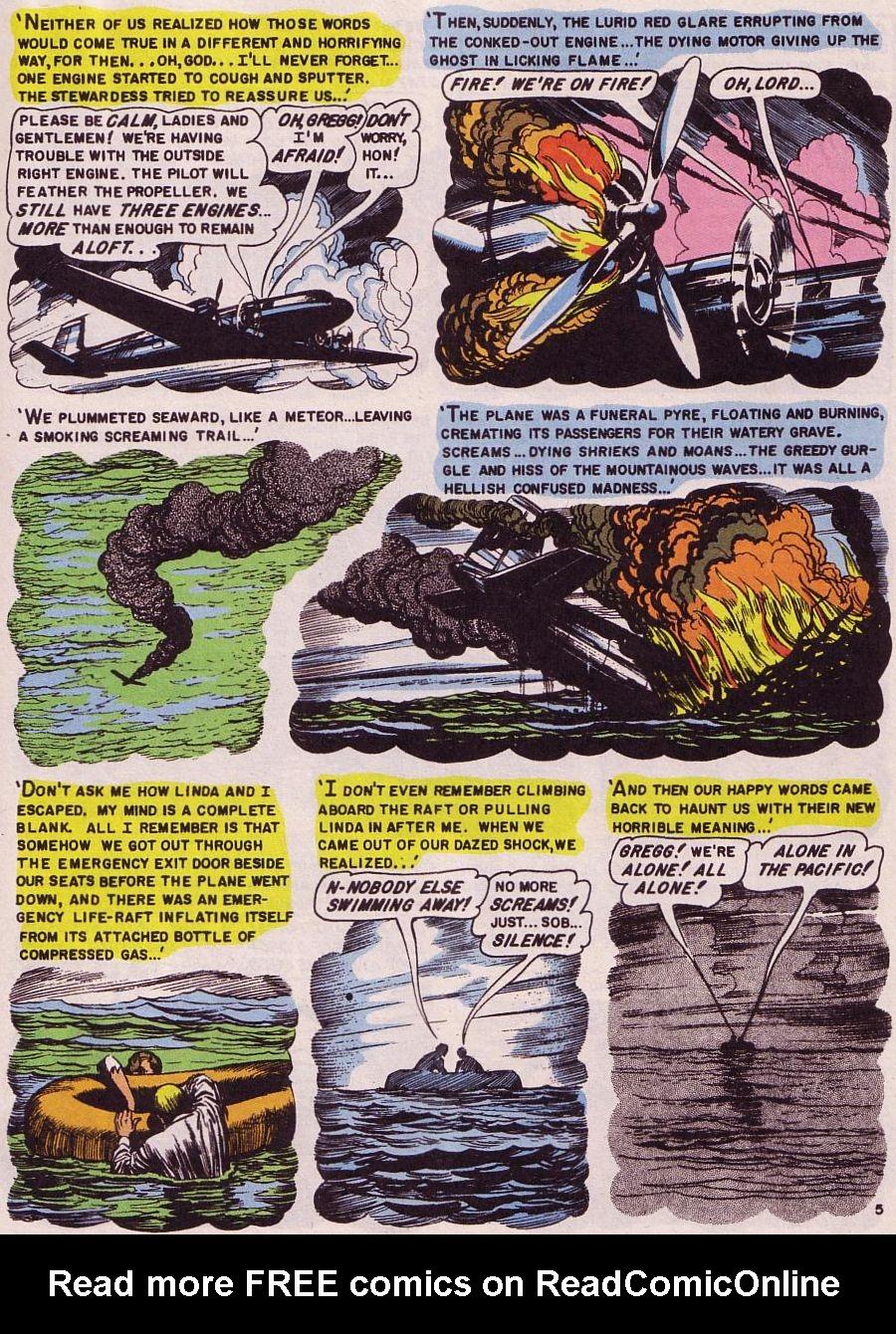 Read online Shock SuspenStories comic -  Issue #15 - 6