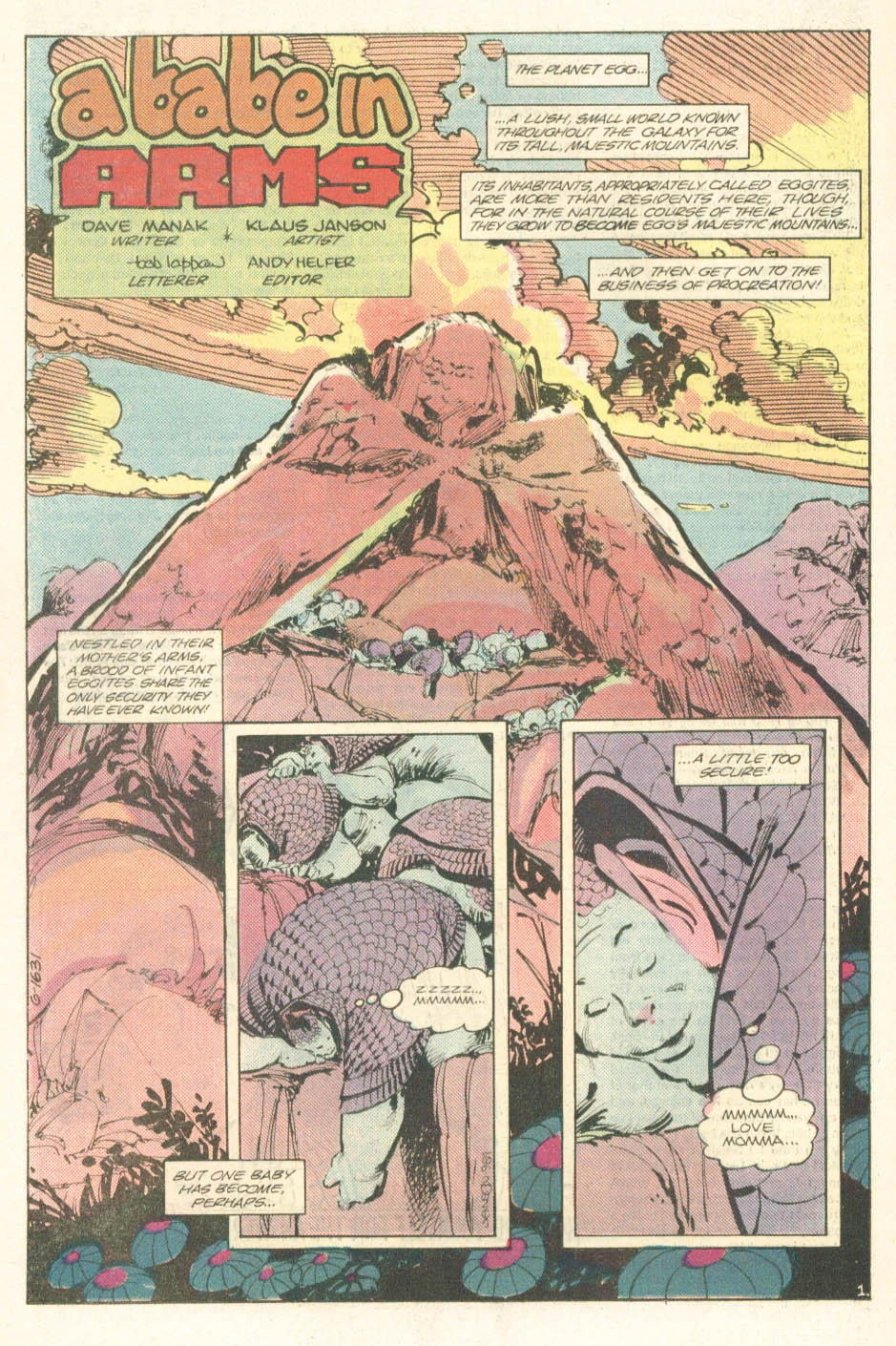 Read online Atari Force (1984) comic -  Issue #14 - 21
