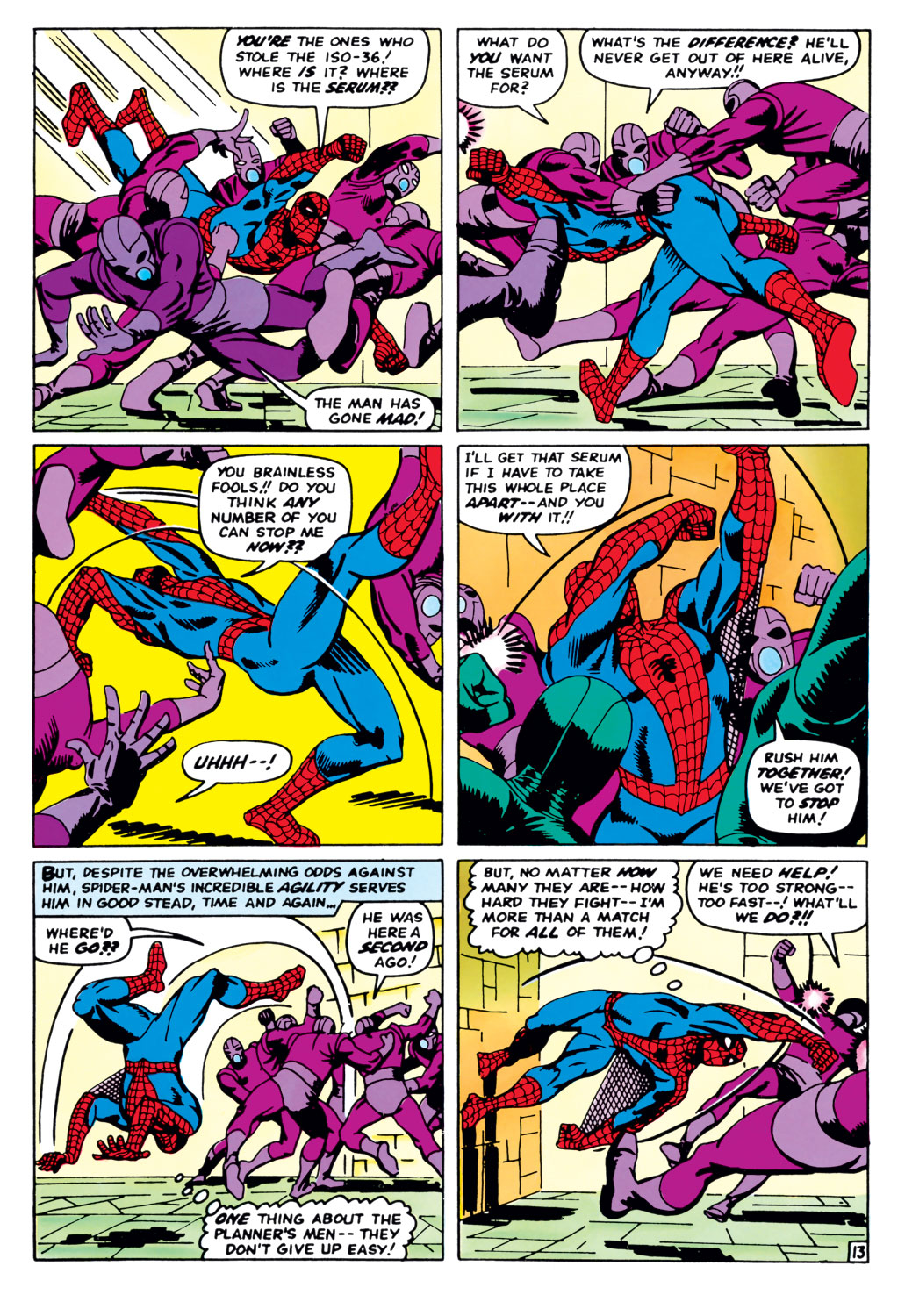 The Amazing Spider-Man (1963) 32 Page 13