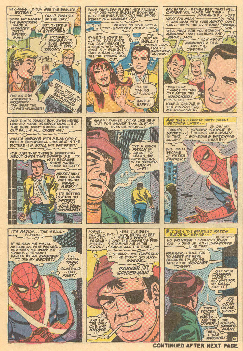 The Amazing Spider-Man (1963) _Annual_8 Page 10