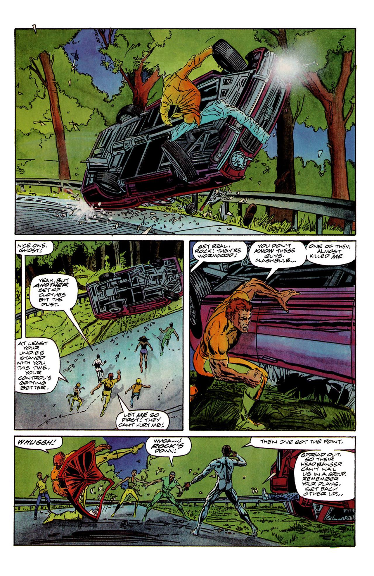 Read online Harbinger (1992) comic -  Issue #6 - 15