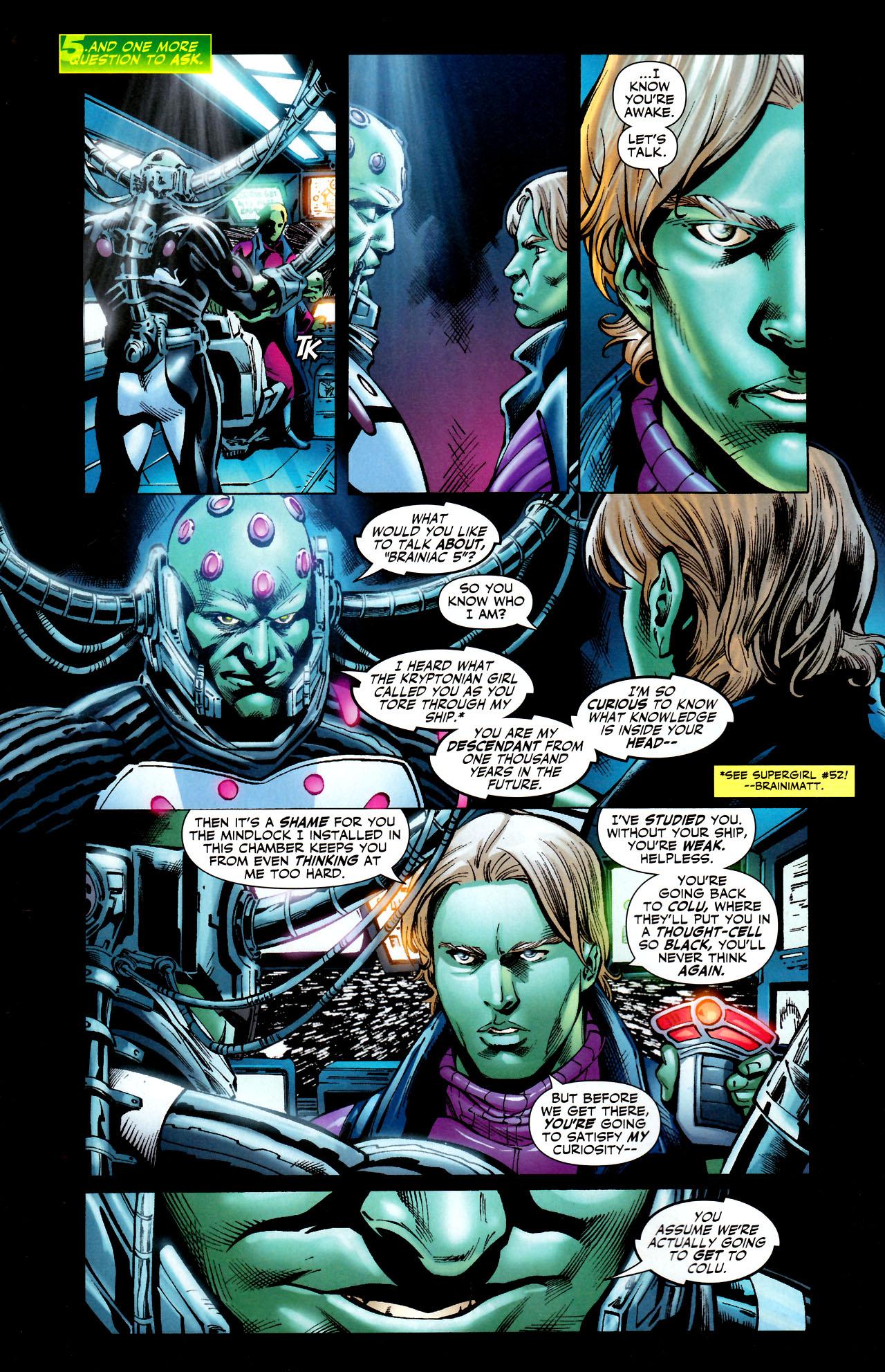 Read online Adventure Comics (2009) comic -  Issue #11 - 5