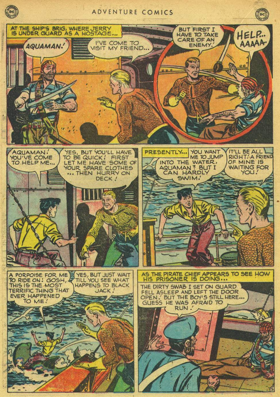 Read online Adventure Comics (1938) comic -  Issue #150 - 18