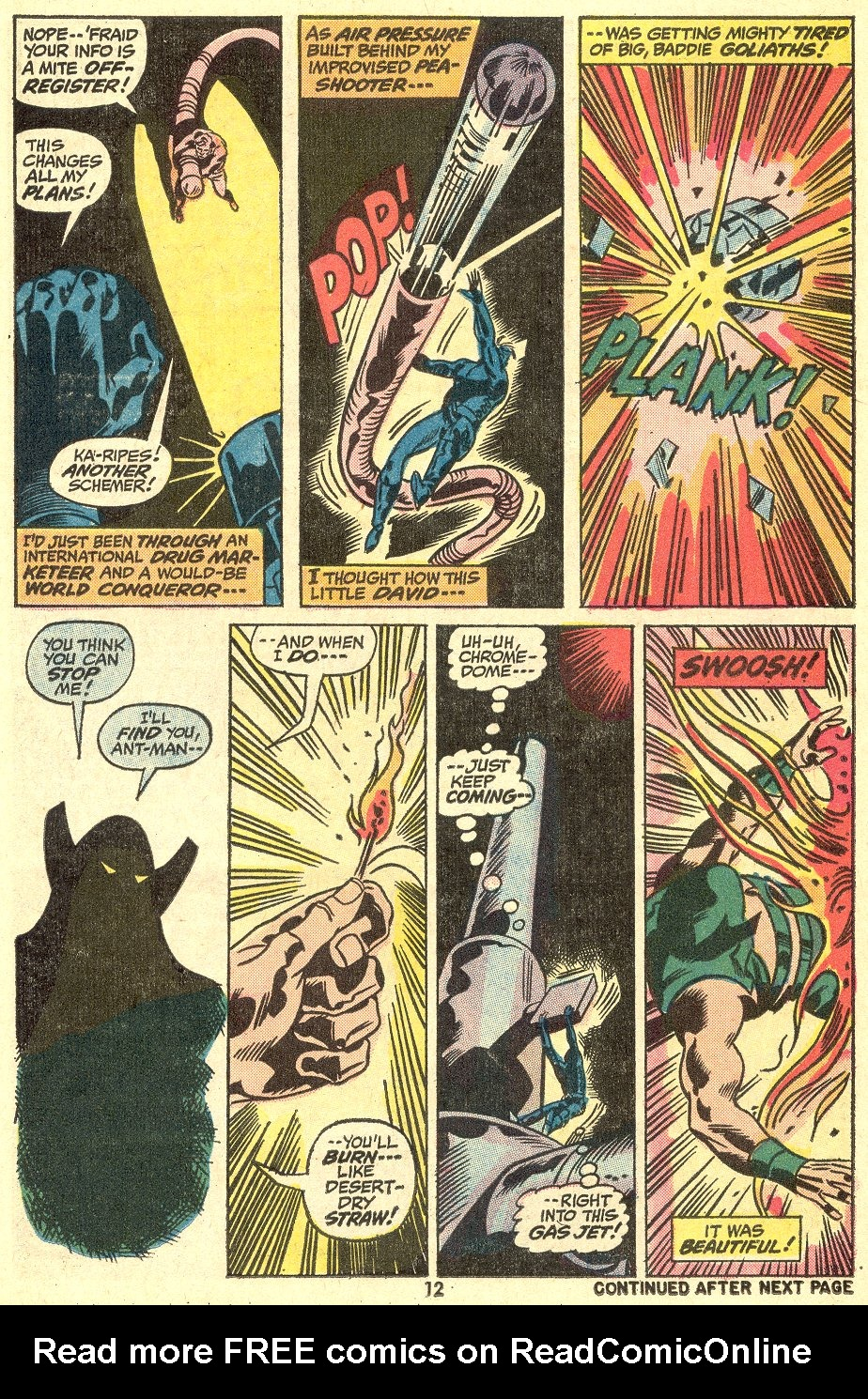Marvel Feature (1971) issue 6 - Page 10