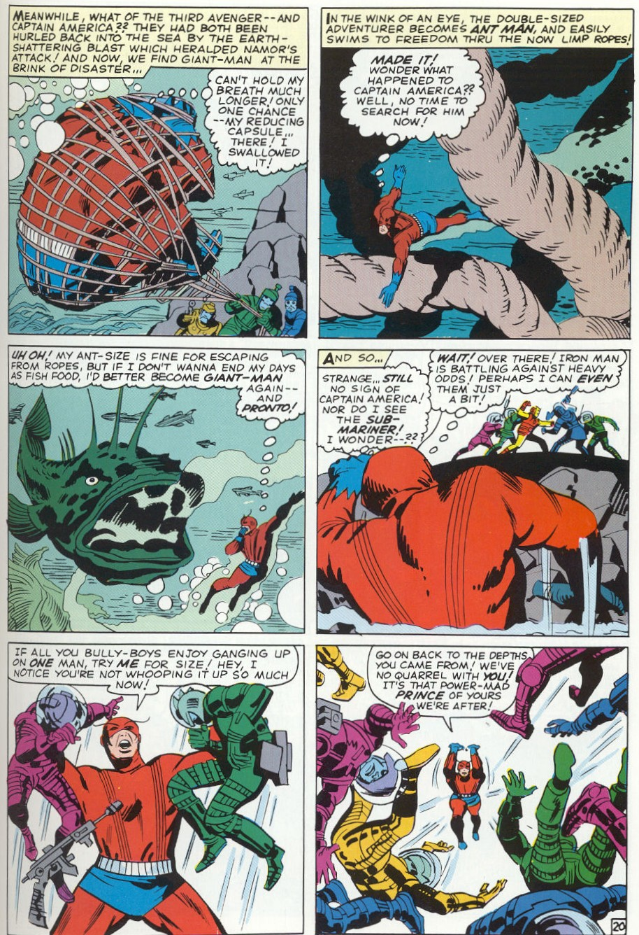 The Avengers (1963) 4 Page 20