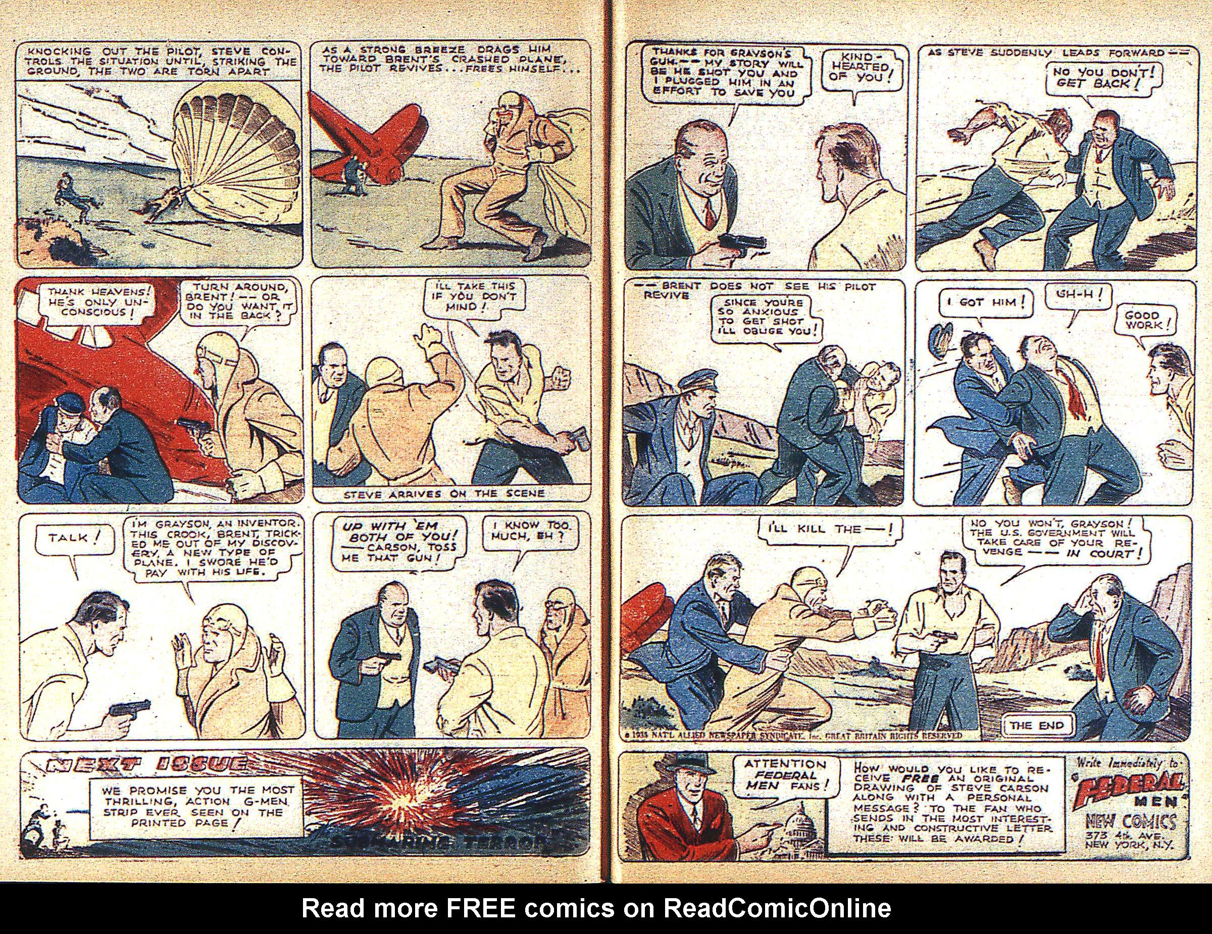 Read online Adventure Comics (1938) comic -  Issue #3 - 41