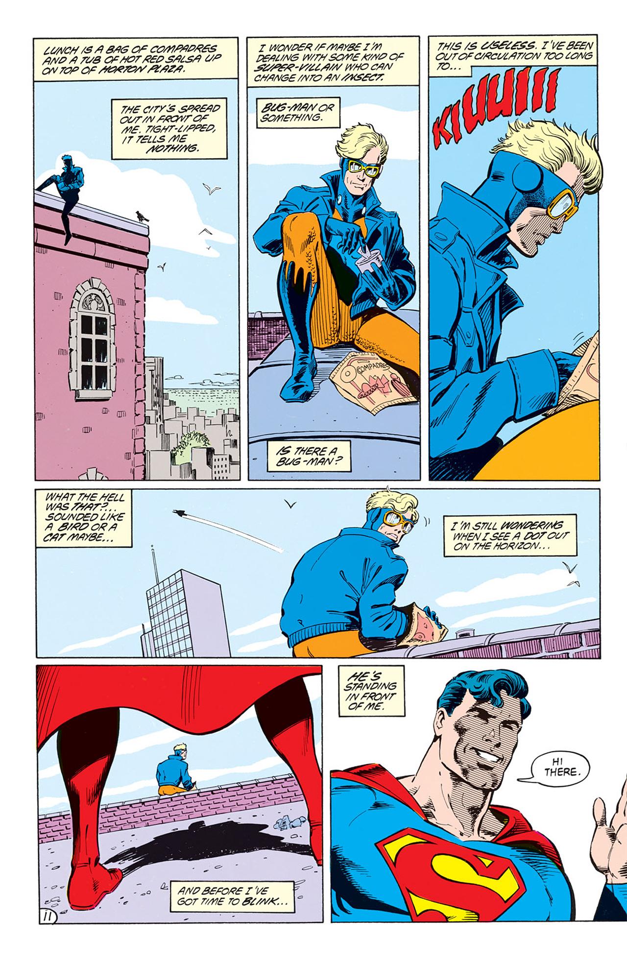 Read online Animal Man (1988) comic -  Issue #2 - 13