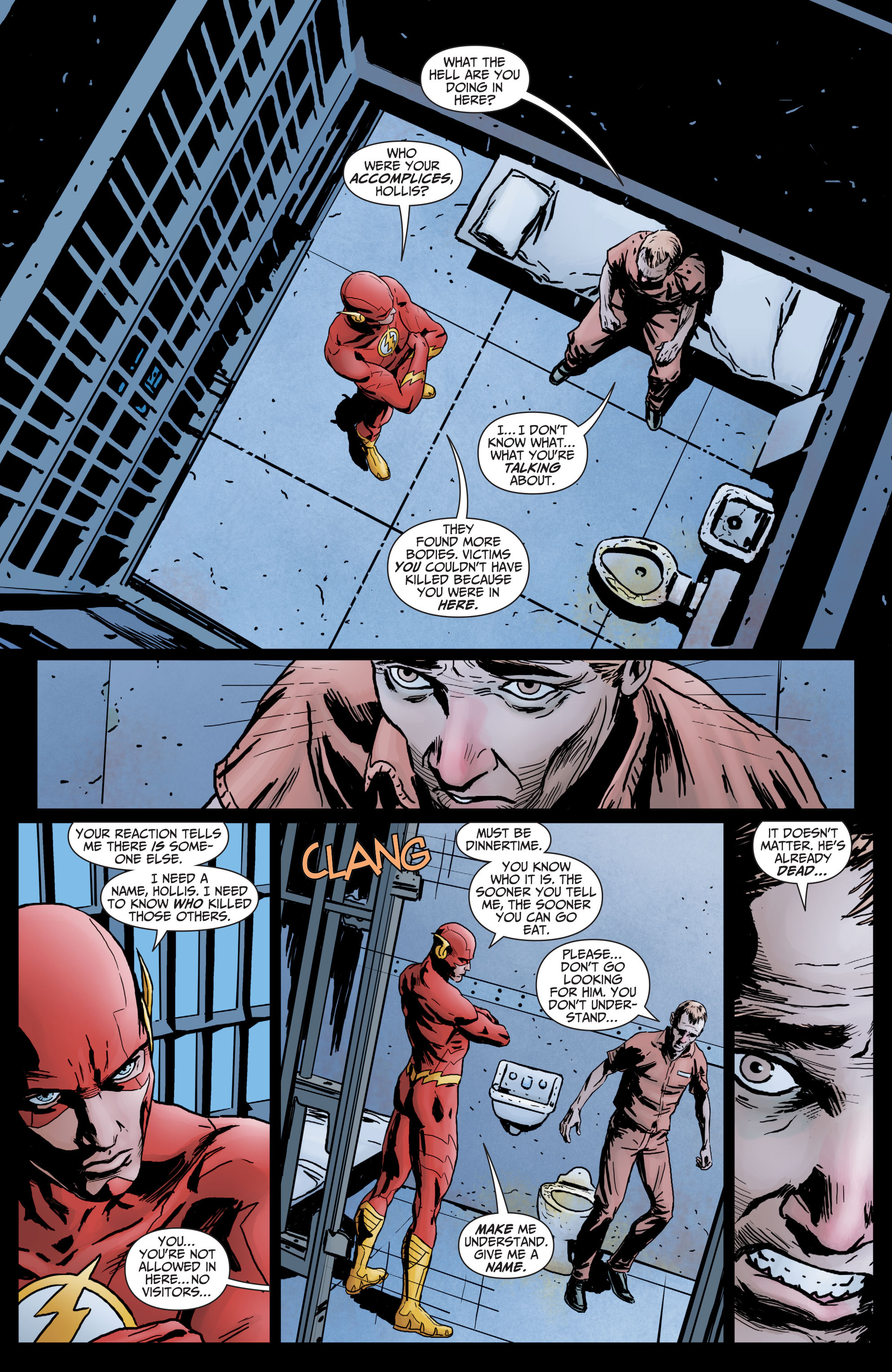 Read online The Flash (2011) comic -  Issue # _TPB 5 - 78