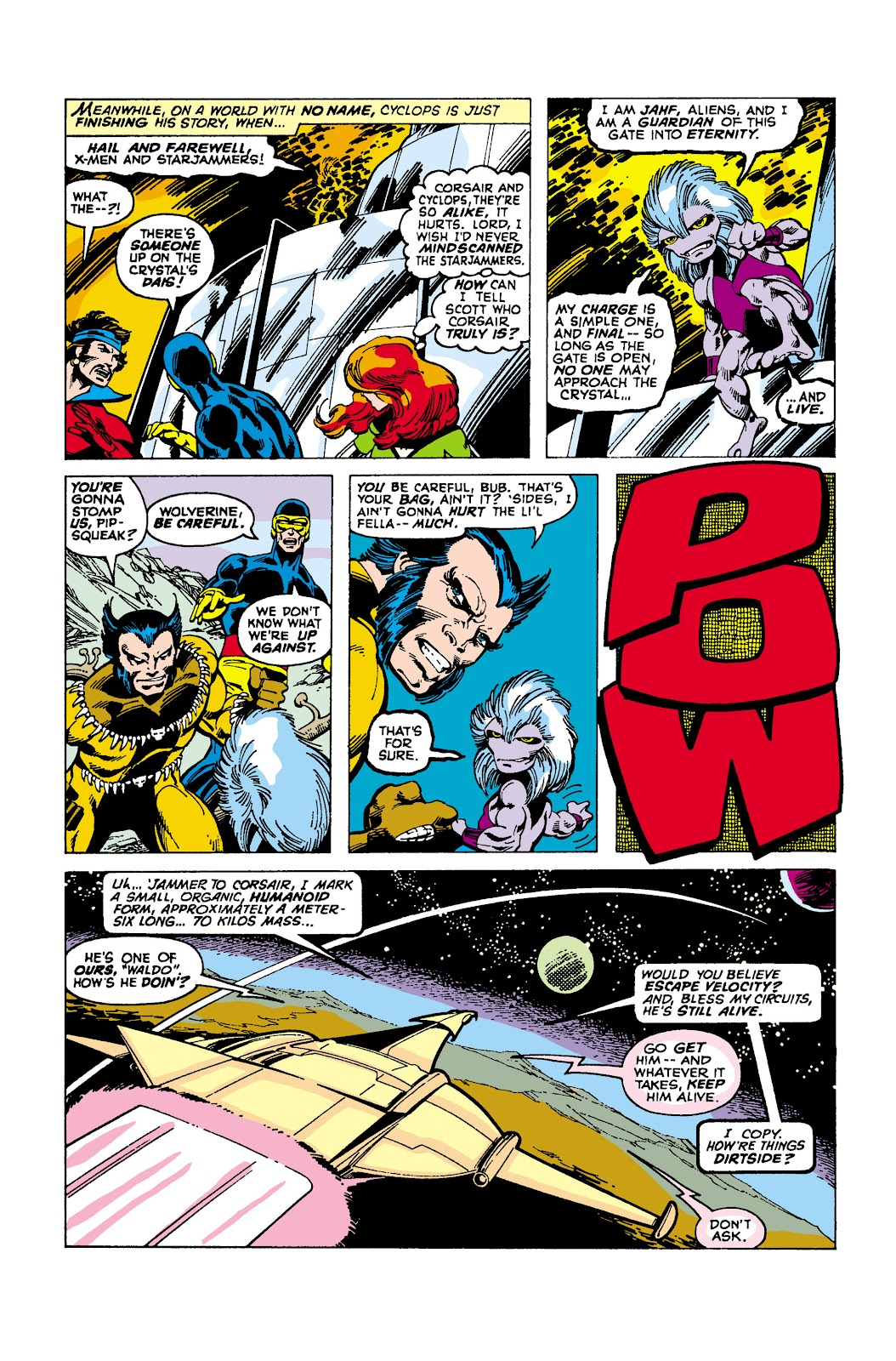Uncanny X-Men (1963) issue 108 - Page 5