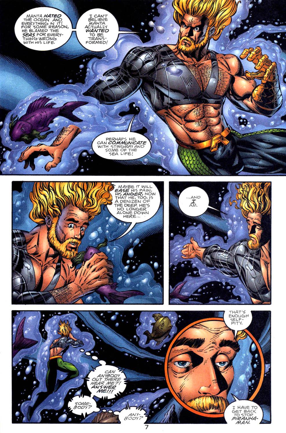 Read online Aquaman (1994) comic -  Issue #58 - 7