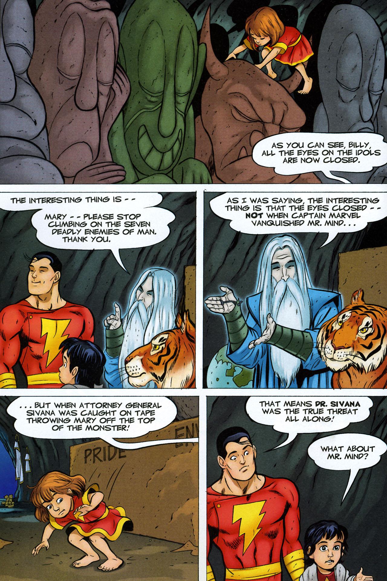 Read online Shazam!: The Monster Society of Evil comic -  Issue #4 - 45