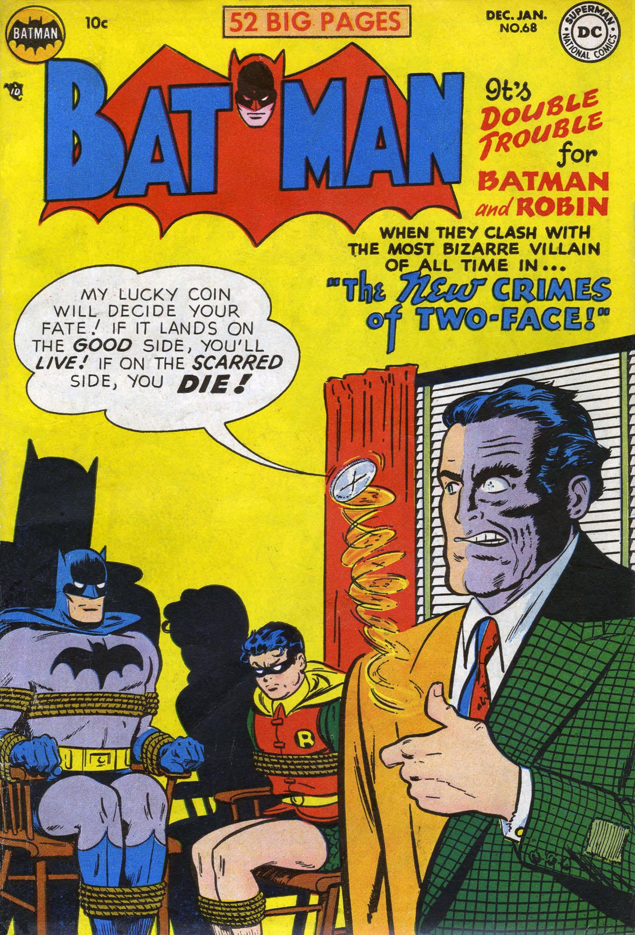 Batman (1940) 68 Page 1