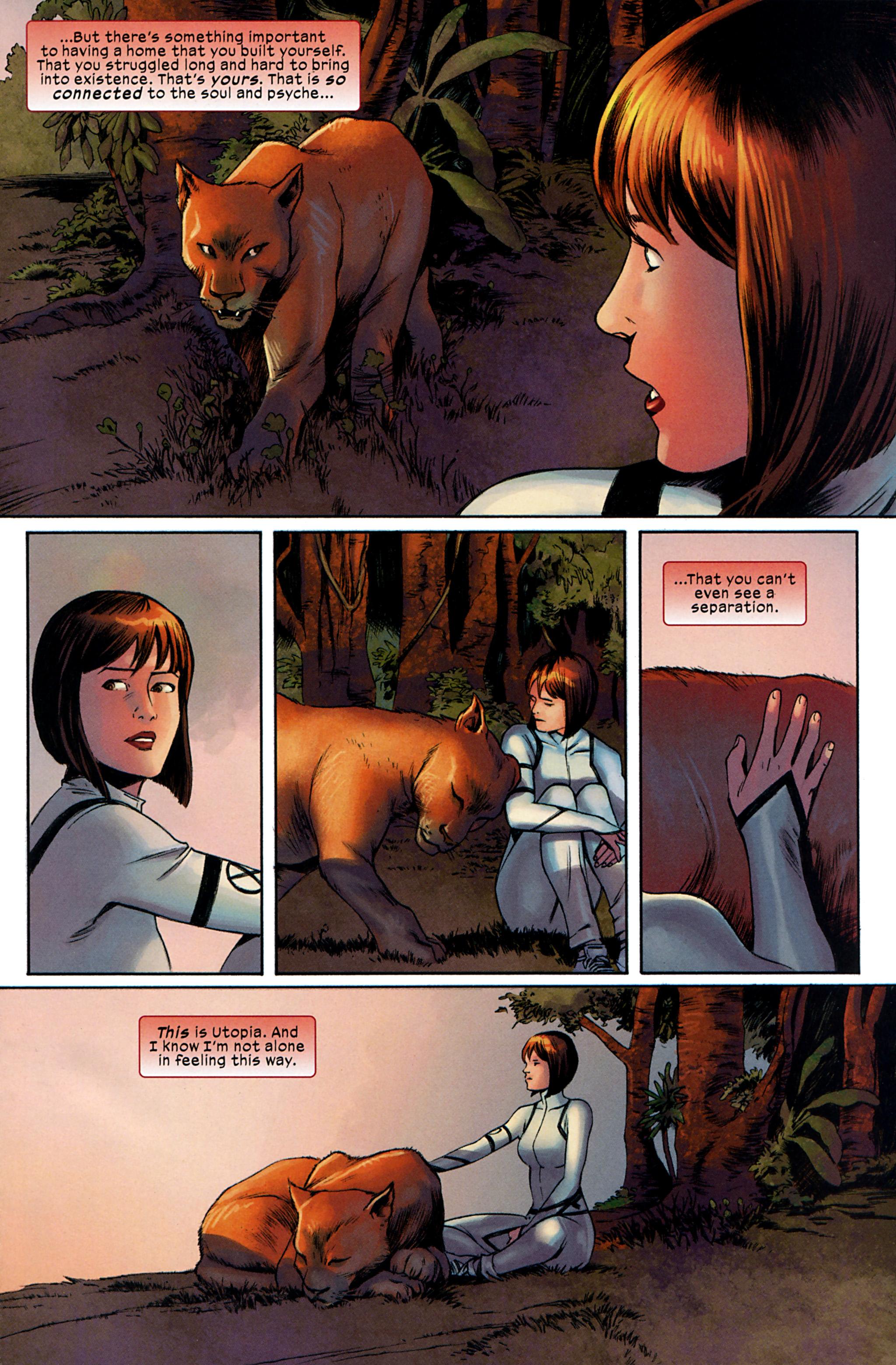 Read online Ultimate Comics X-Men comic -  Issue #32 - 4