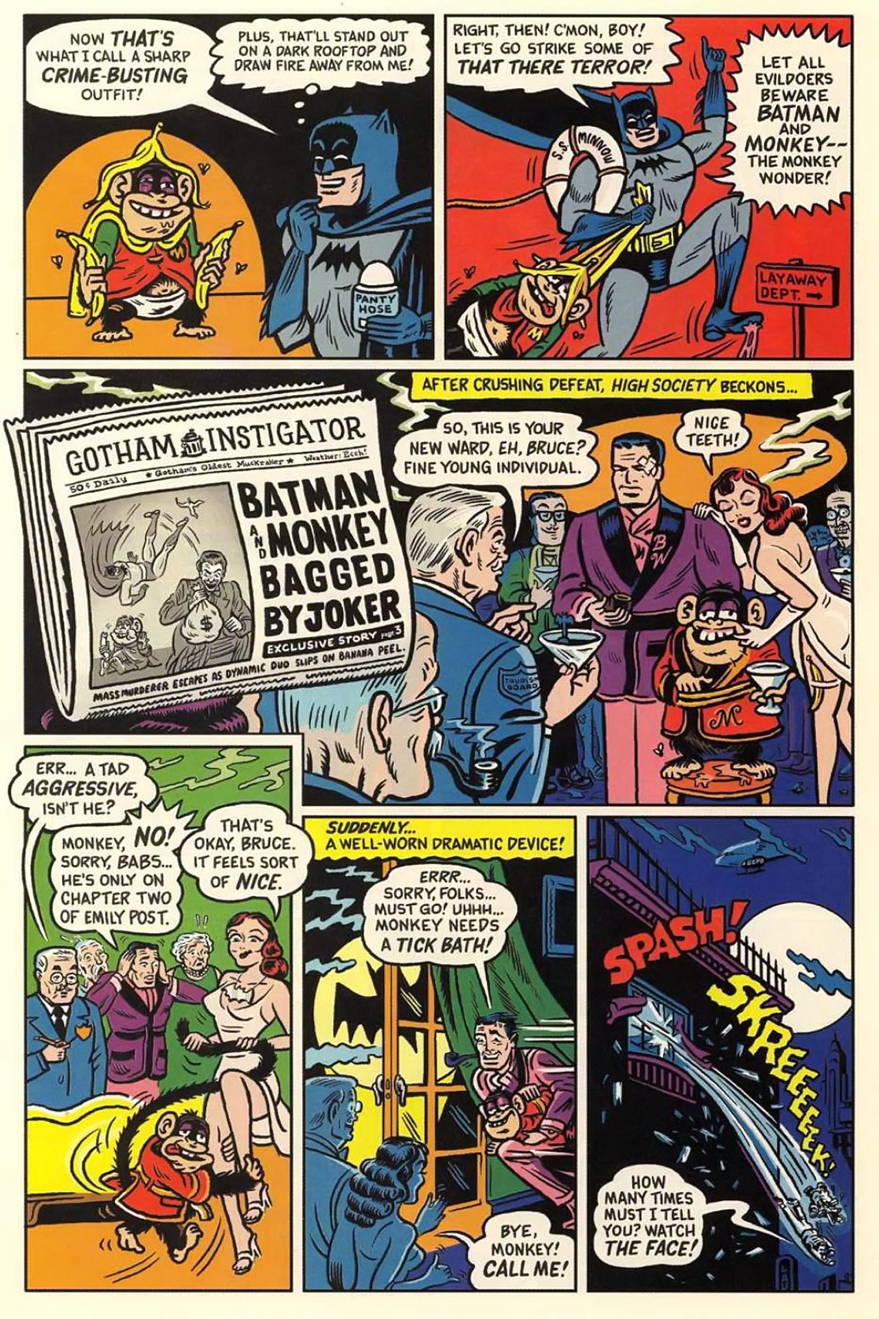 Read online Bizarro World comic -  Issue # TPB - 91