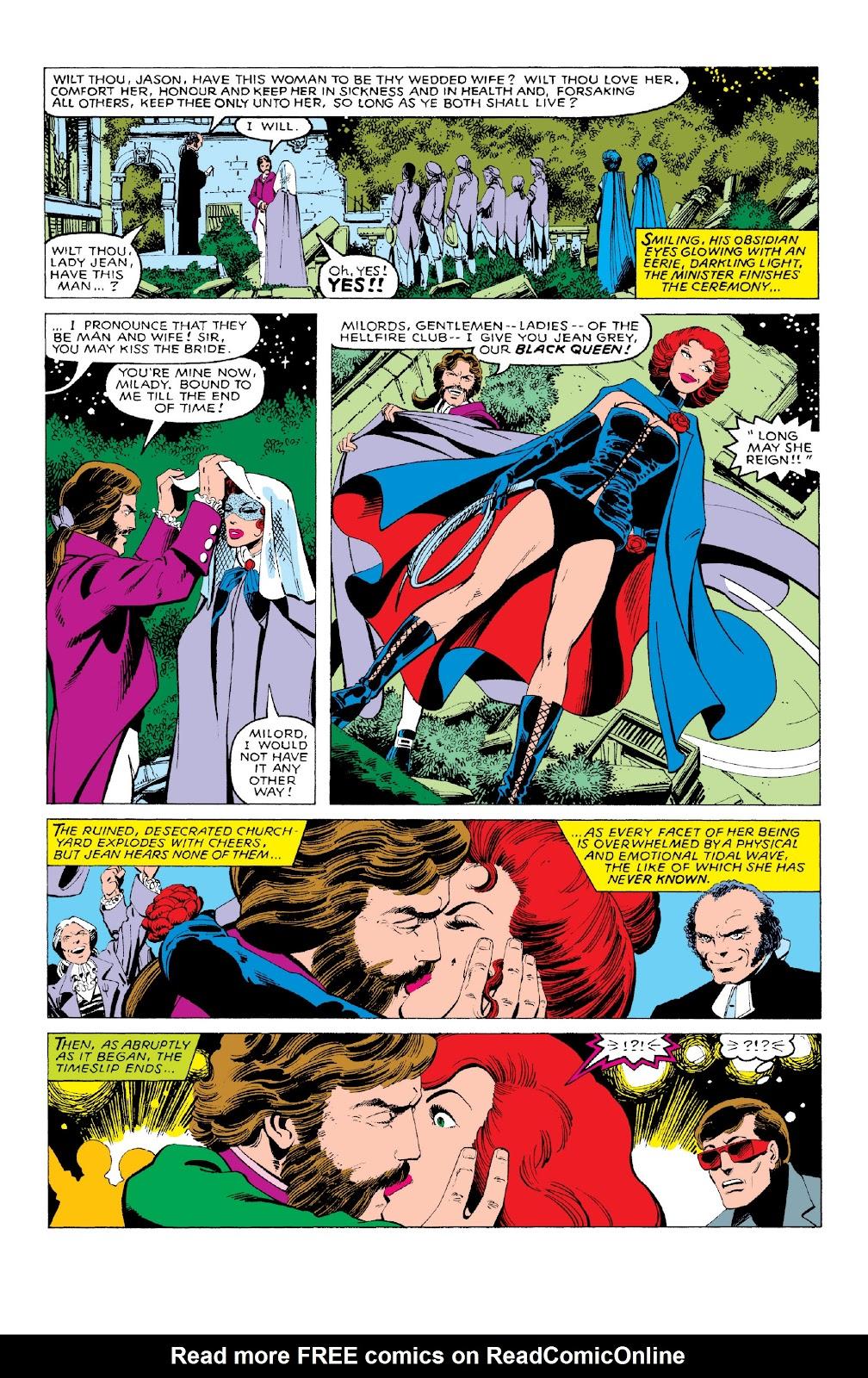 Read online X-Men Milestones: Dark Phoenix Saga comic -  Issue # TPB (Part 1) - 33