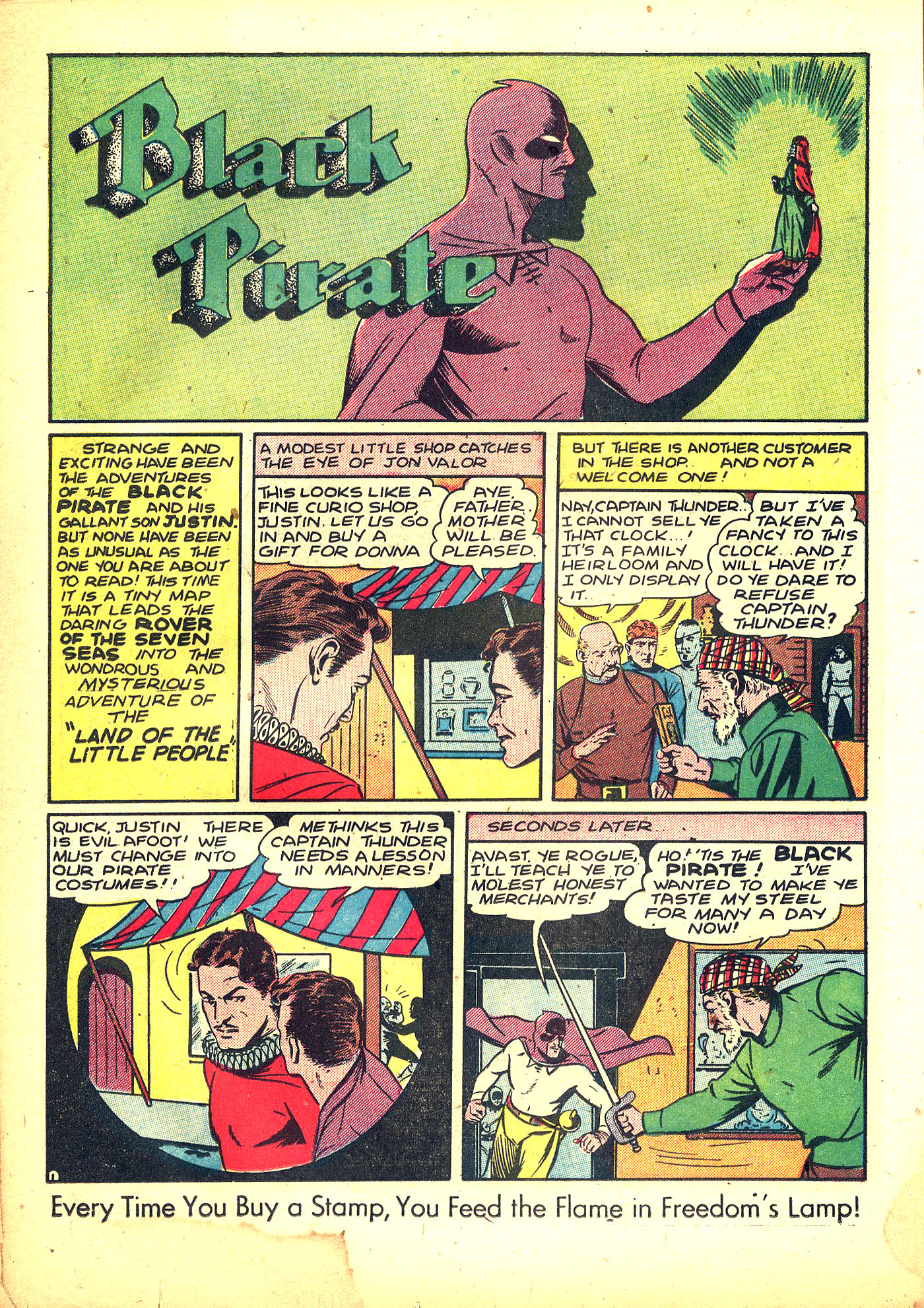Read online Sensation (Mystery) Comics comic -  Issue #31 - 32