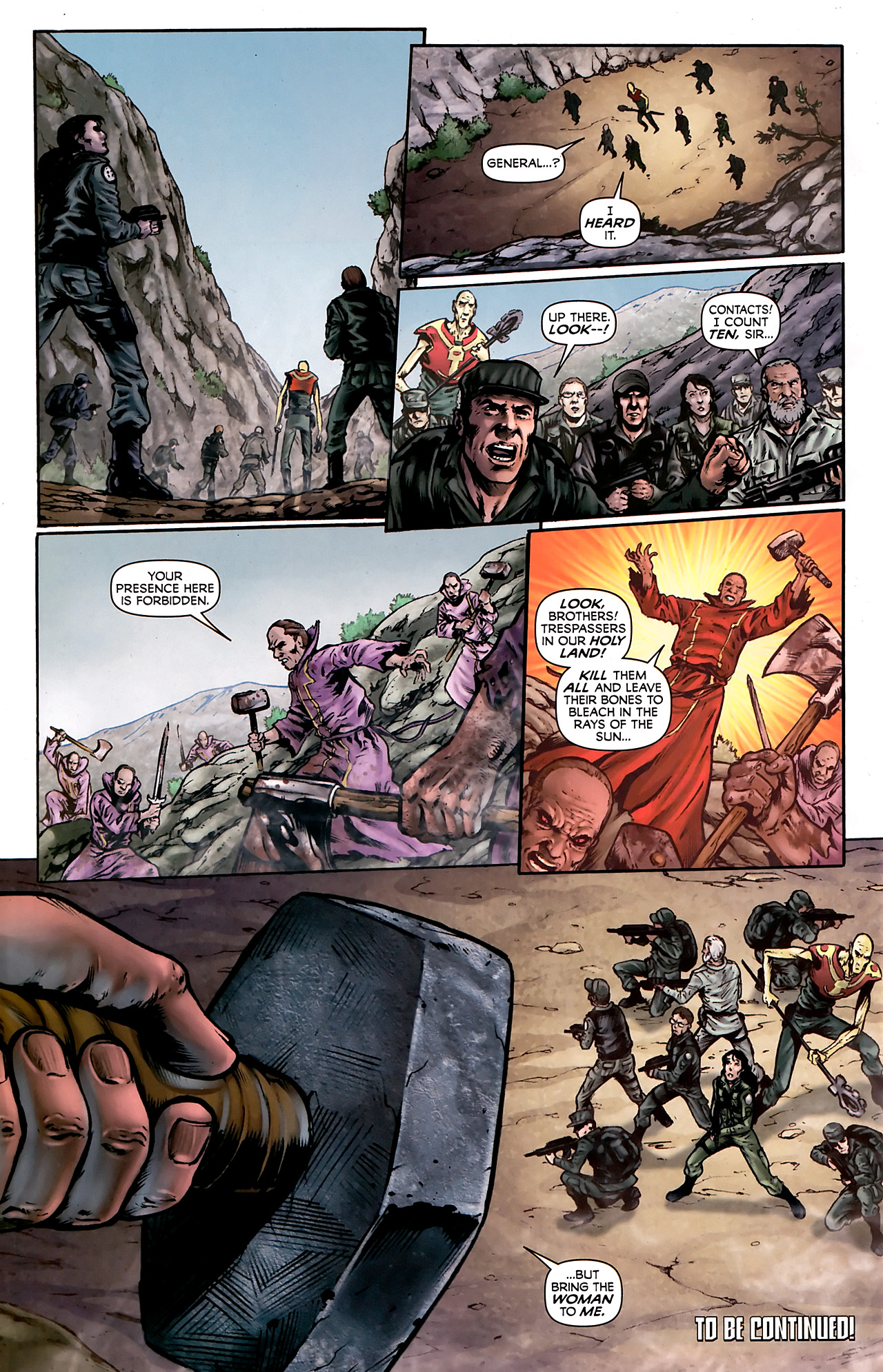 Read online Stargate Vala Mal Doran comic -  Issue #3 - 24