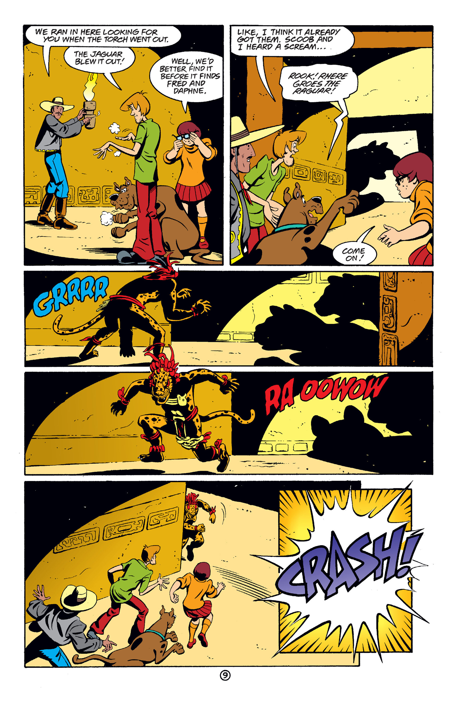 Read online Scooby-Doo (1997) comic -  Issue #38 - 10