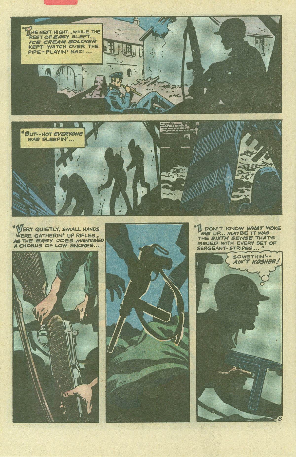 Read online Sgt. Rock comic -  Issue #396 - 25