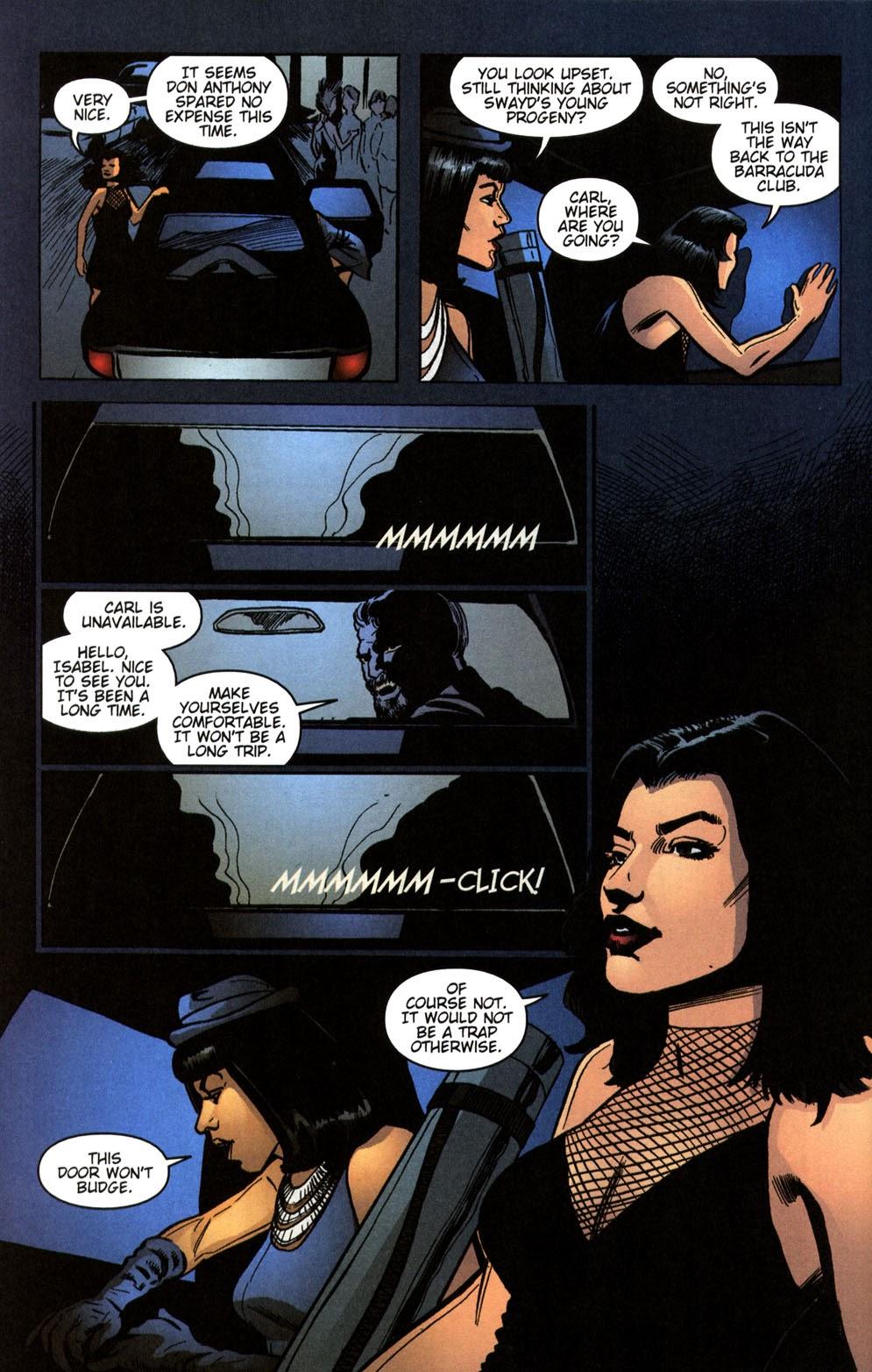 Read online Vampire the Masquerade comic -  Issue # Giovanni - 33