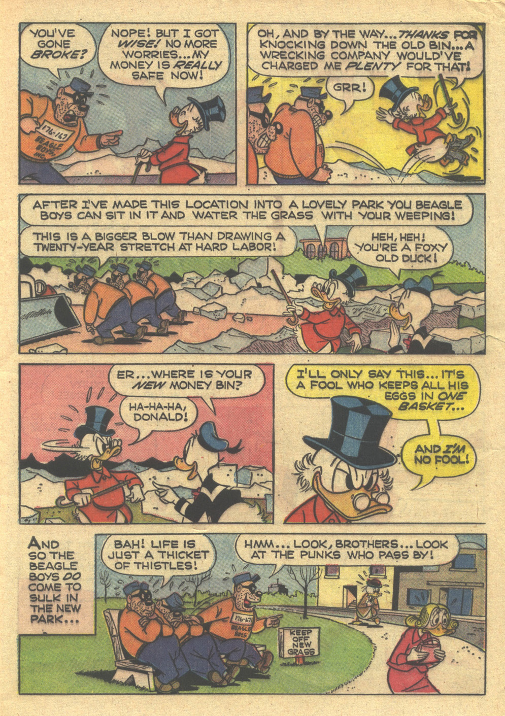 Read online Uncle Scrooge (1953) comic -  Issue #76 - 5