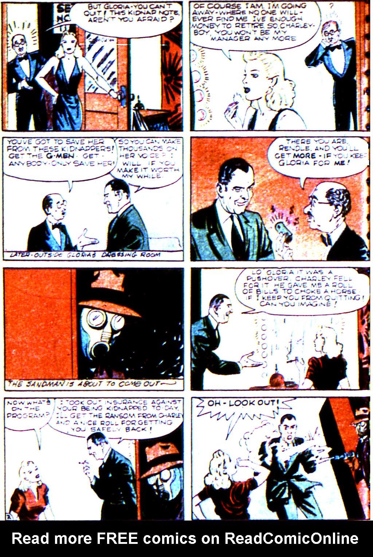 Read online Adventure Comics (1938) comic -  Issue #45 - 4