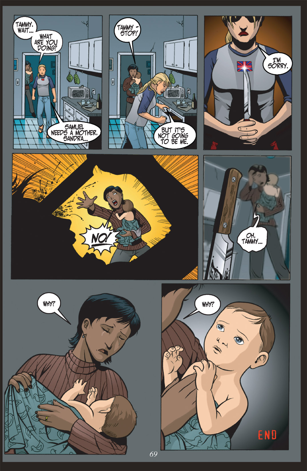 Read online Nightmare World comic -  Issue # Vol. 2 Leave the Light On - 70