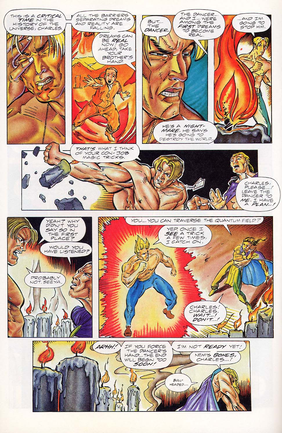 Read online Charlemagne comic -  Issue #5 - 20