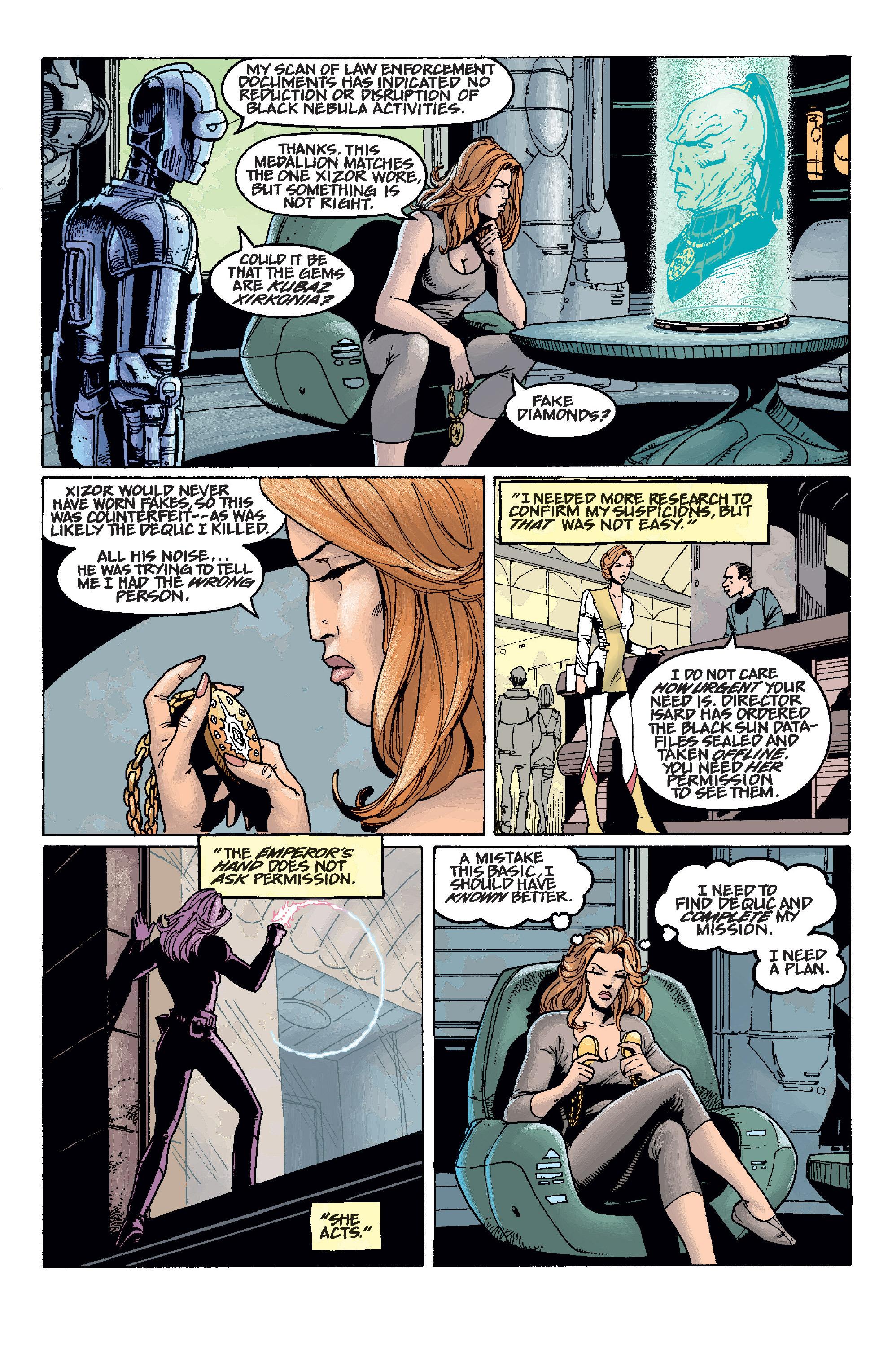 Read online Star Wars Omnibus comic -  Issue # Vol. 11 - 195