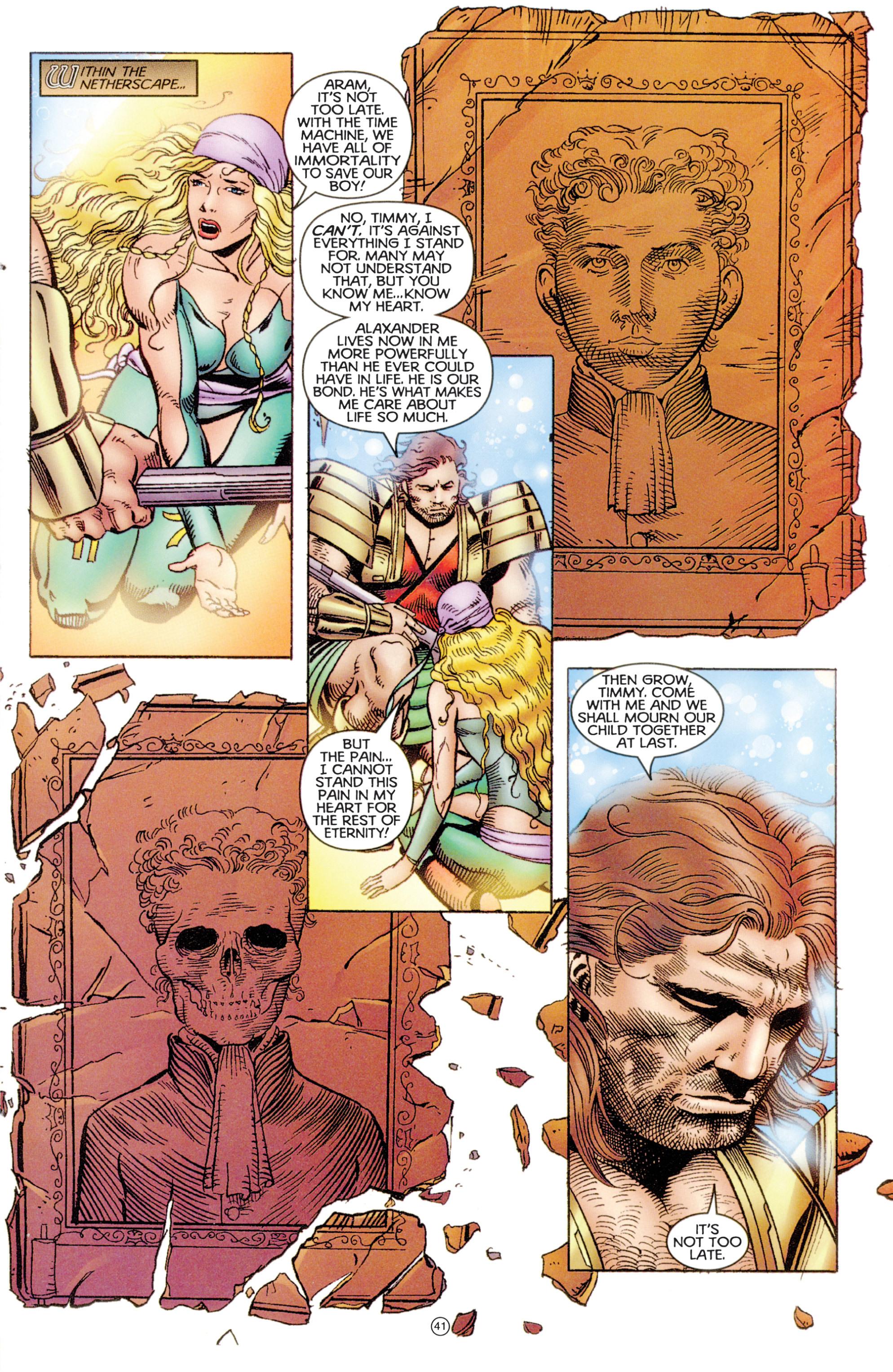 Read online Eternal Warriors comic -  Issue # Issue Digital Alchemy - 38