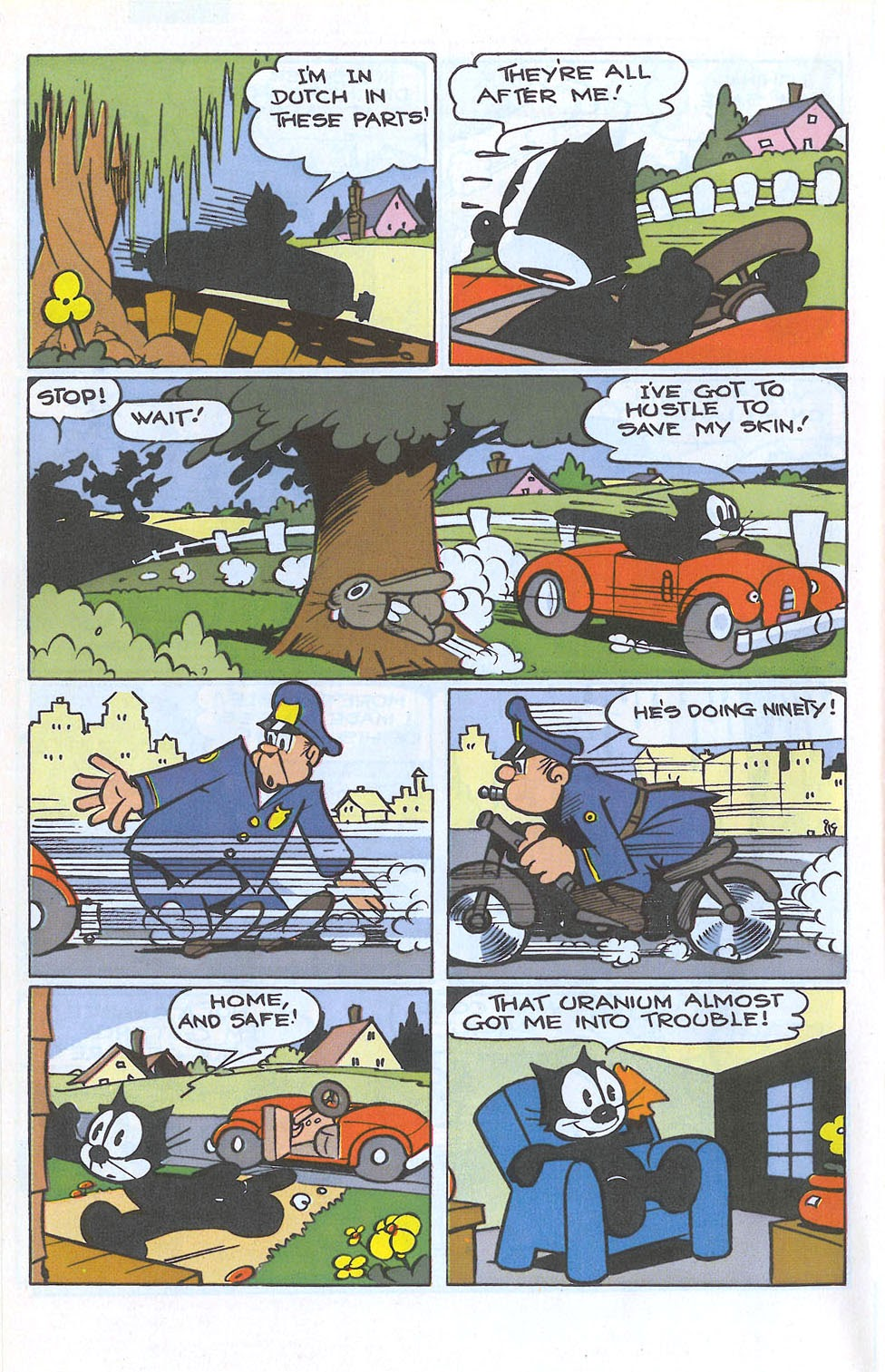 Read online Felix the Cat comic -  Issue #3 - 10