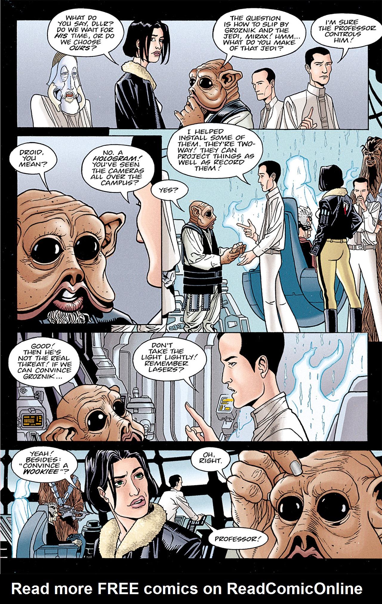 Read online Star Wars Omnibus comic -  Issue # Vol. 1 - 251