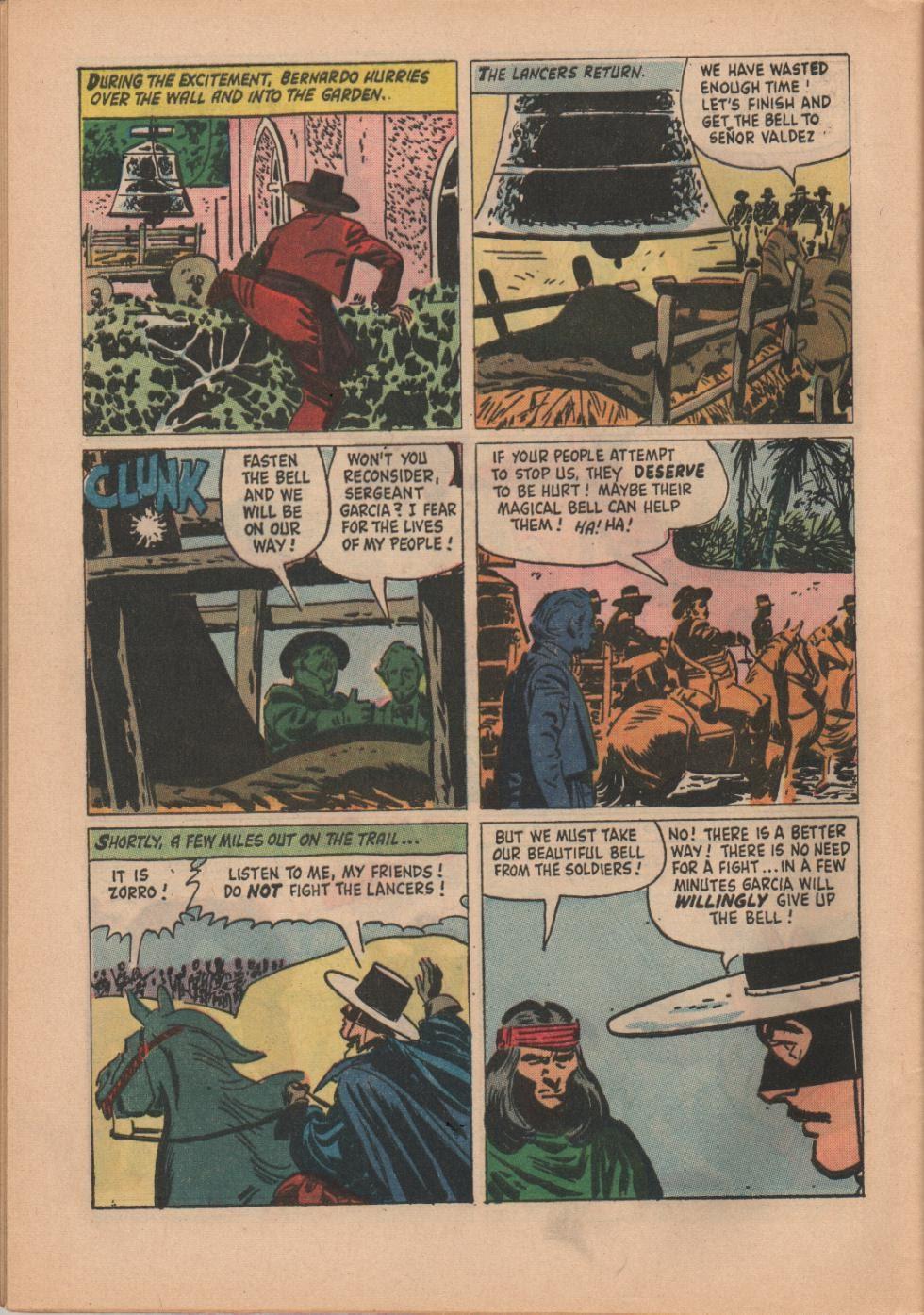 Zorro (1966) issue 5 - Page 32