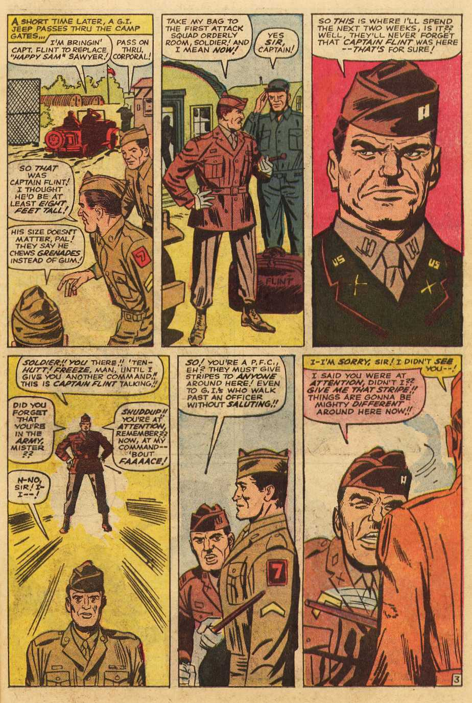 Read online Sgt. Fury comic -  Issue # _Special 2 - 43