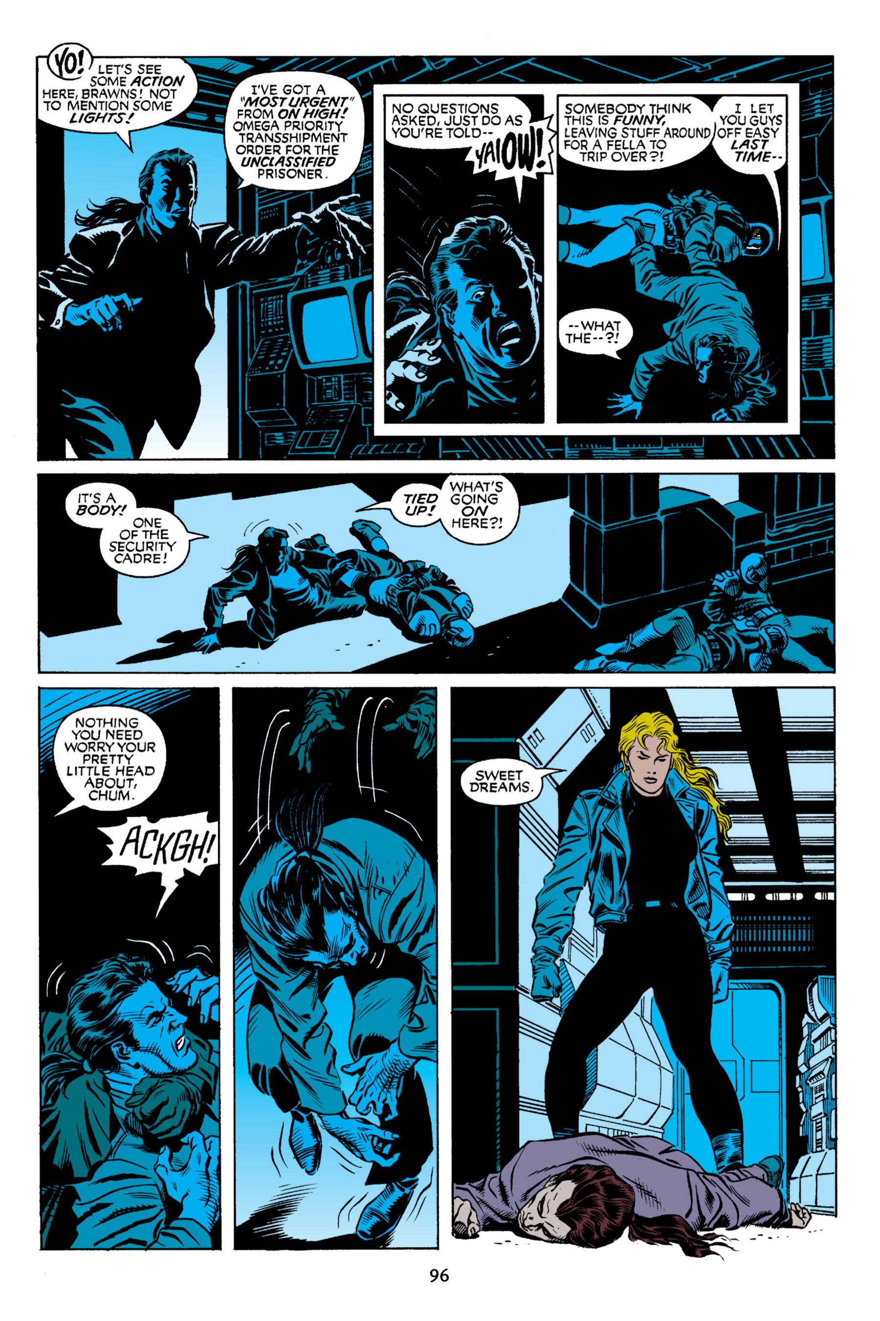 Read online Aliens vs. Predator Omnibus comic -  Issue # _TPB 2 Part 1 - 95