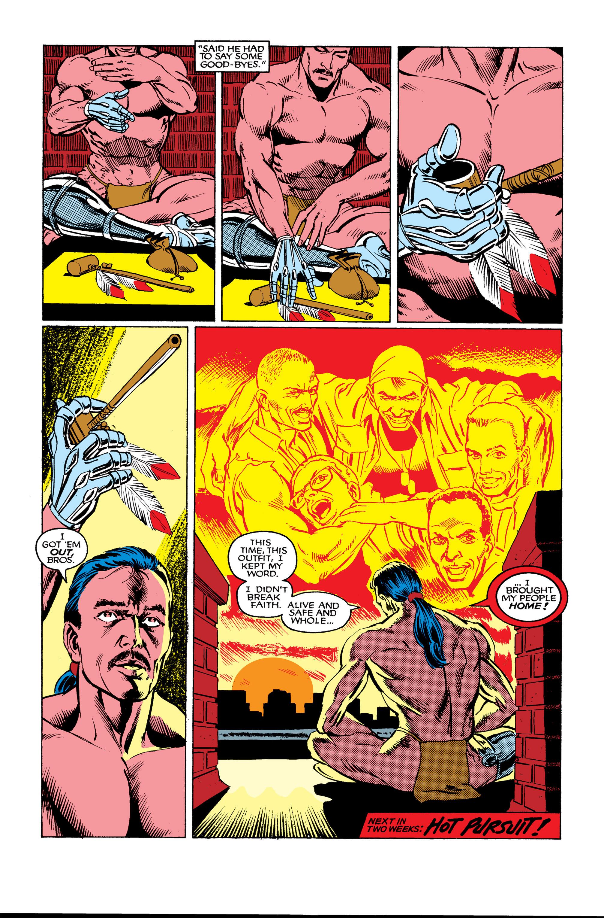 Read online Uncanny X-Men (1963) comic -  Issue #263 - 25
