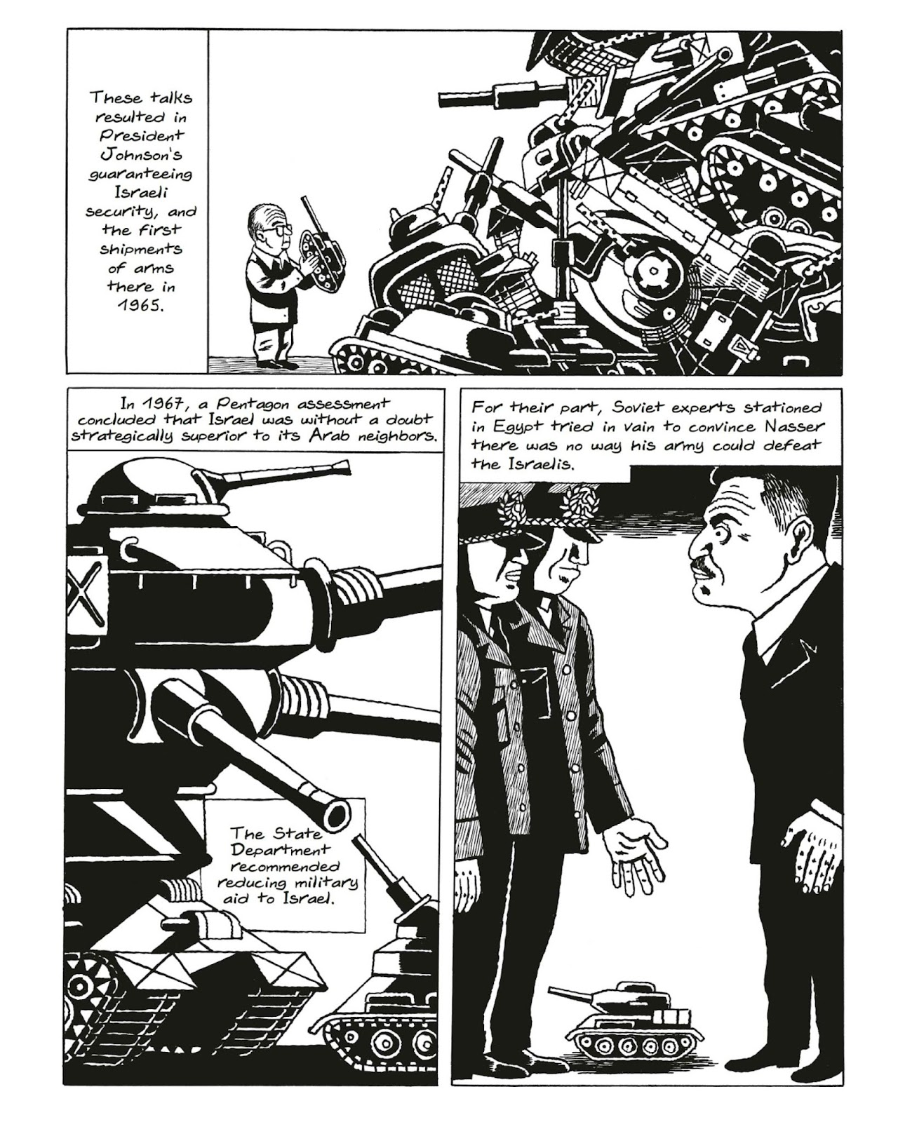 Best of Enemies: A History of US and Middle East Relations issue TPB_2 - Page 19