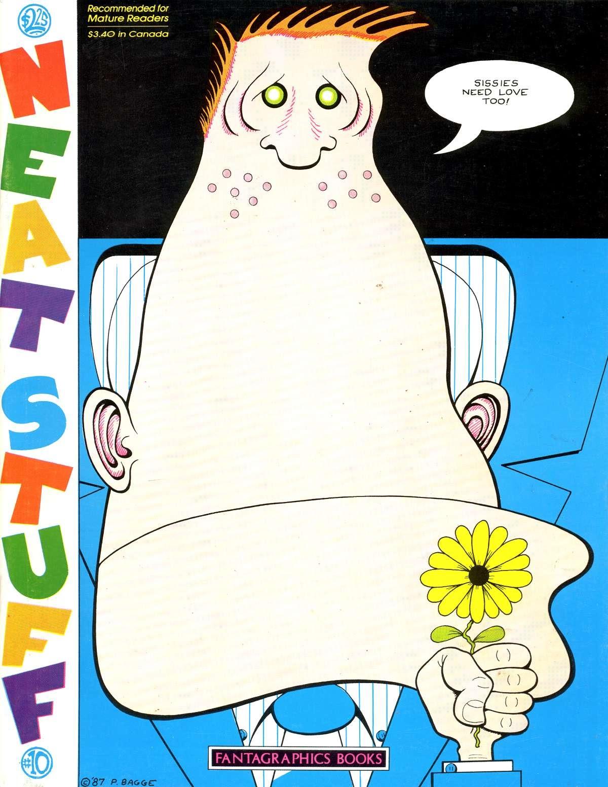 Read online Neat Stuff comic -  Issue #10 - 1