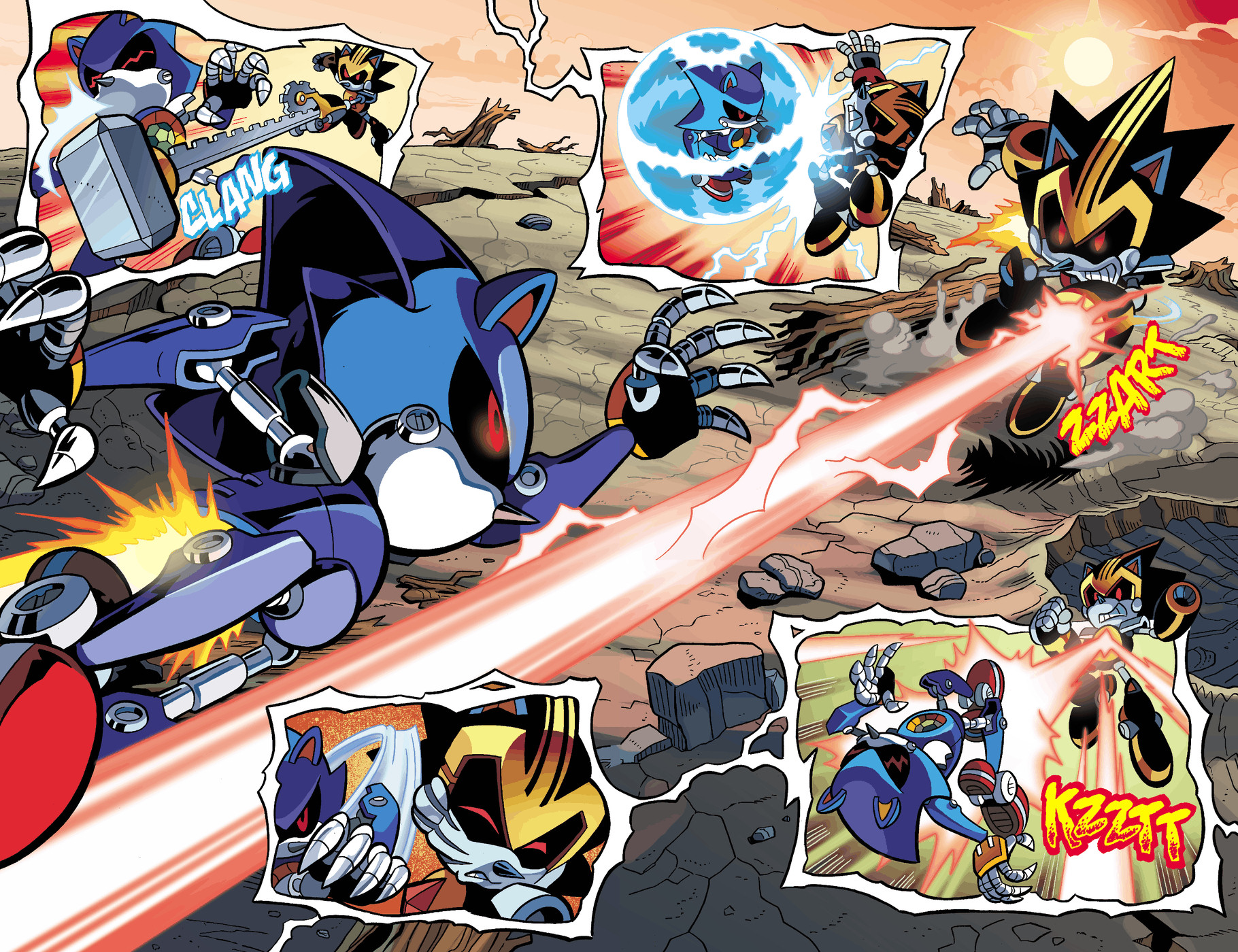 Read online Sonic Universe comic -  Issue #50 - 14