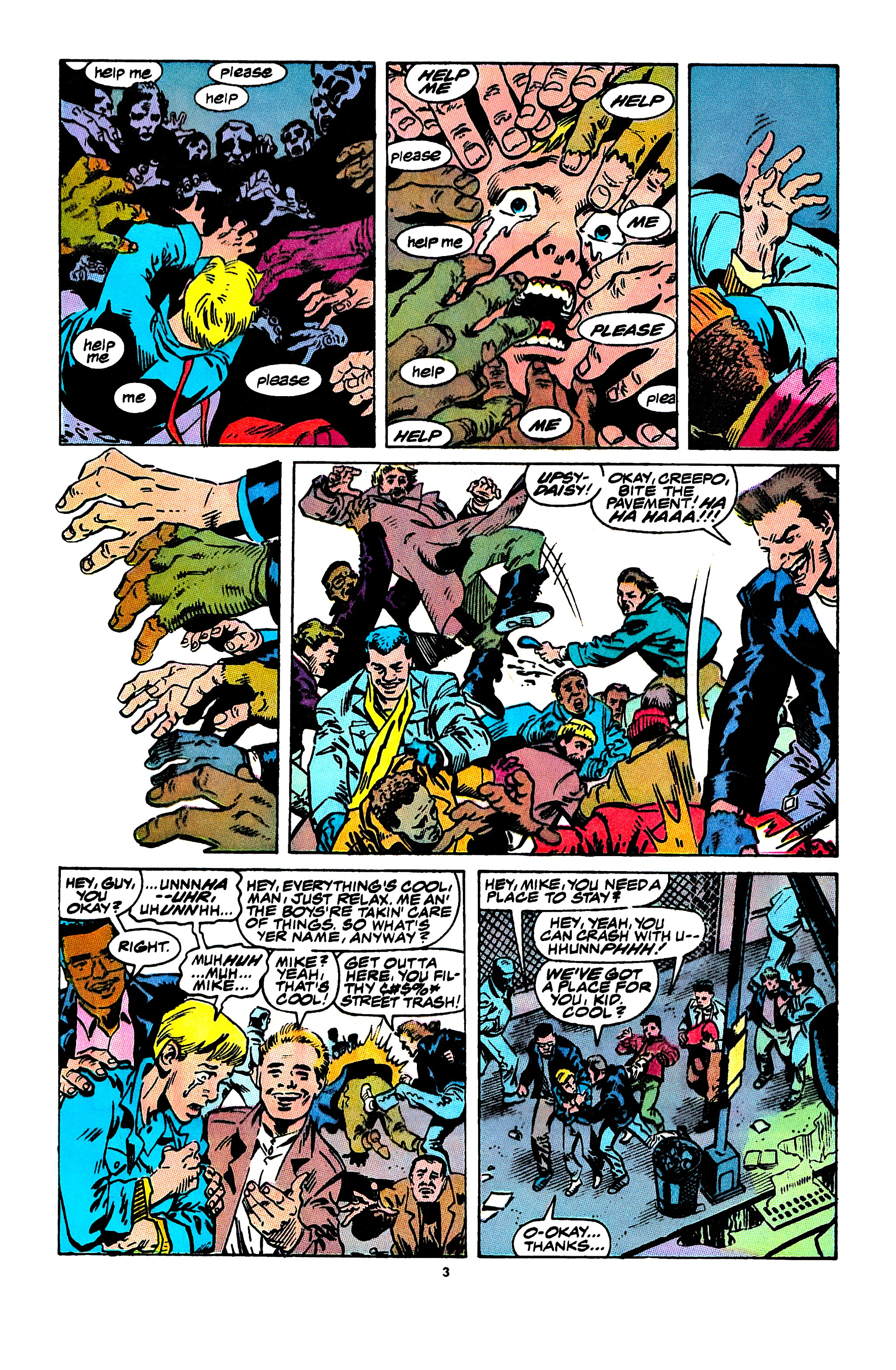 Read online X-Factor (1986) comic -  Issue #47 - 4
