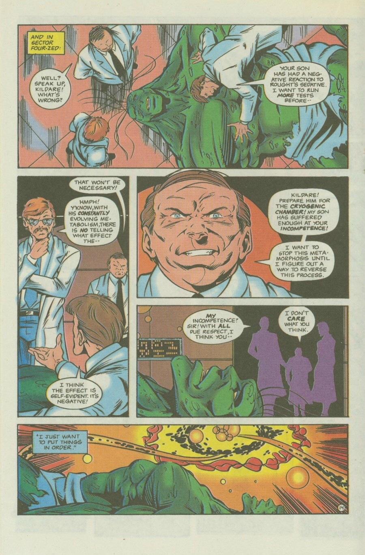 Read online Ex-Mutants comic -  Issue #8 - 17