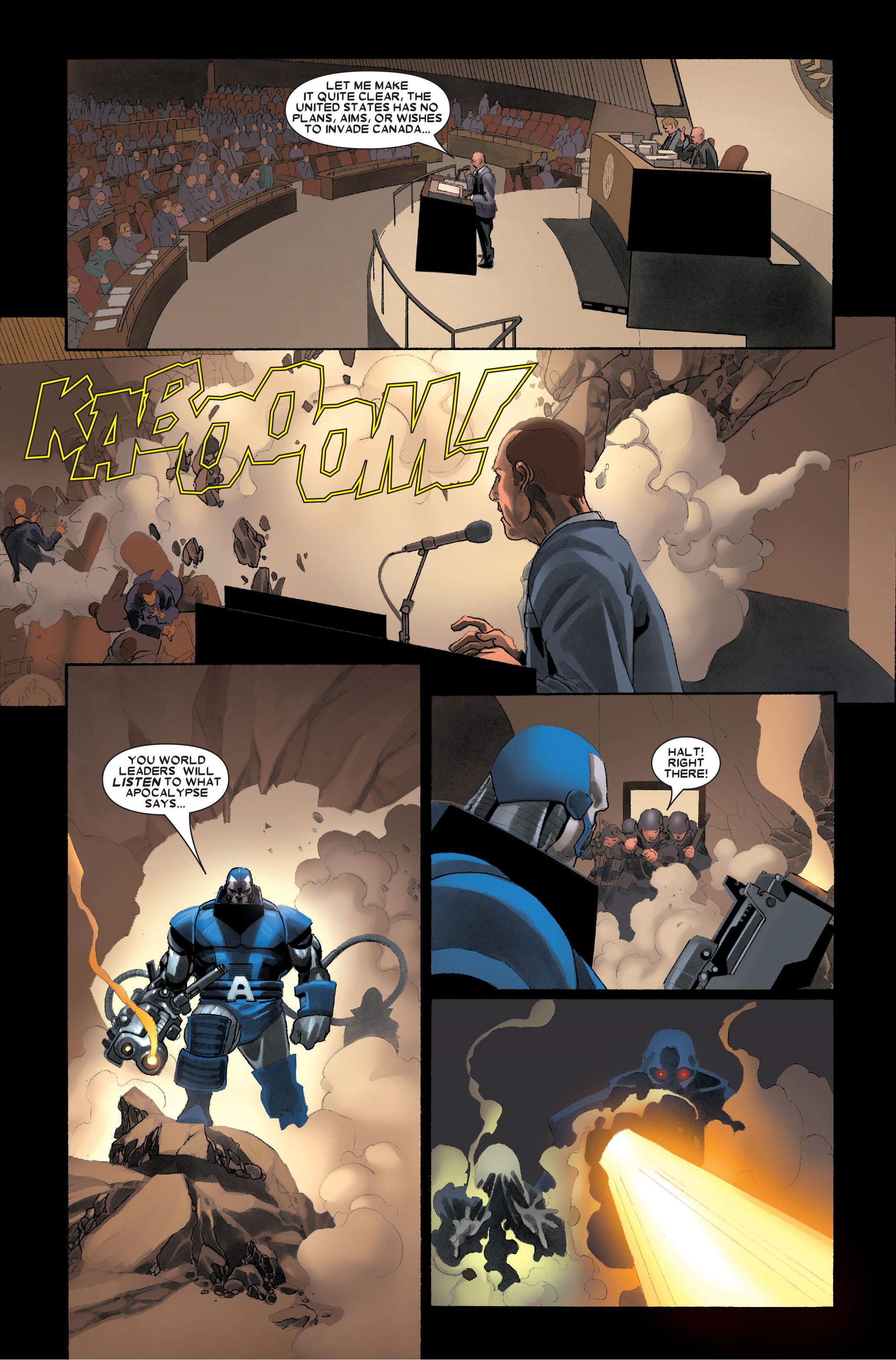 X-Men (1991) 185 Page 16