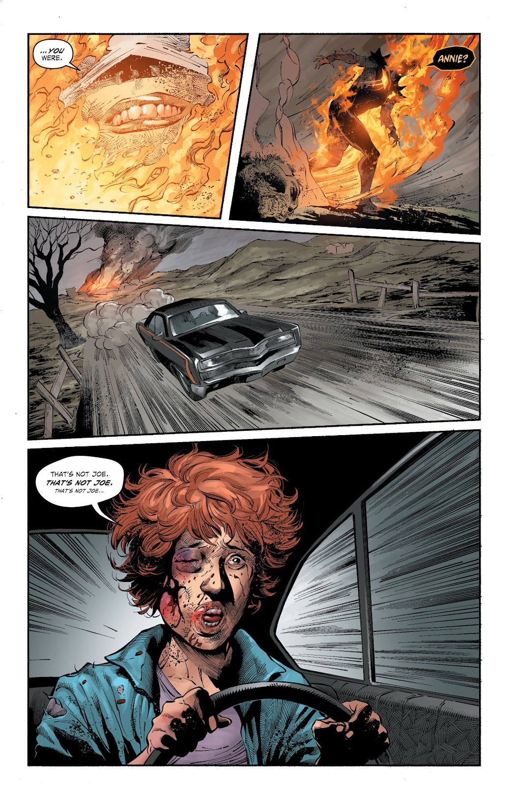 Read online The Curse of Brimstone: Ashes comic -  Issue # TPB (Part 1) - 69