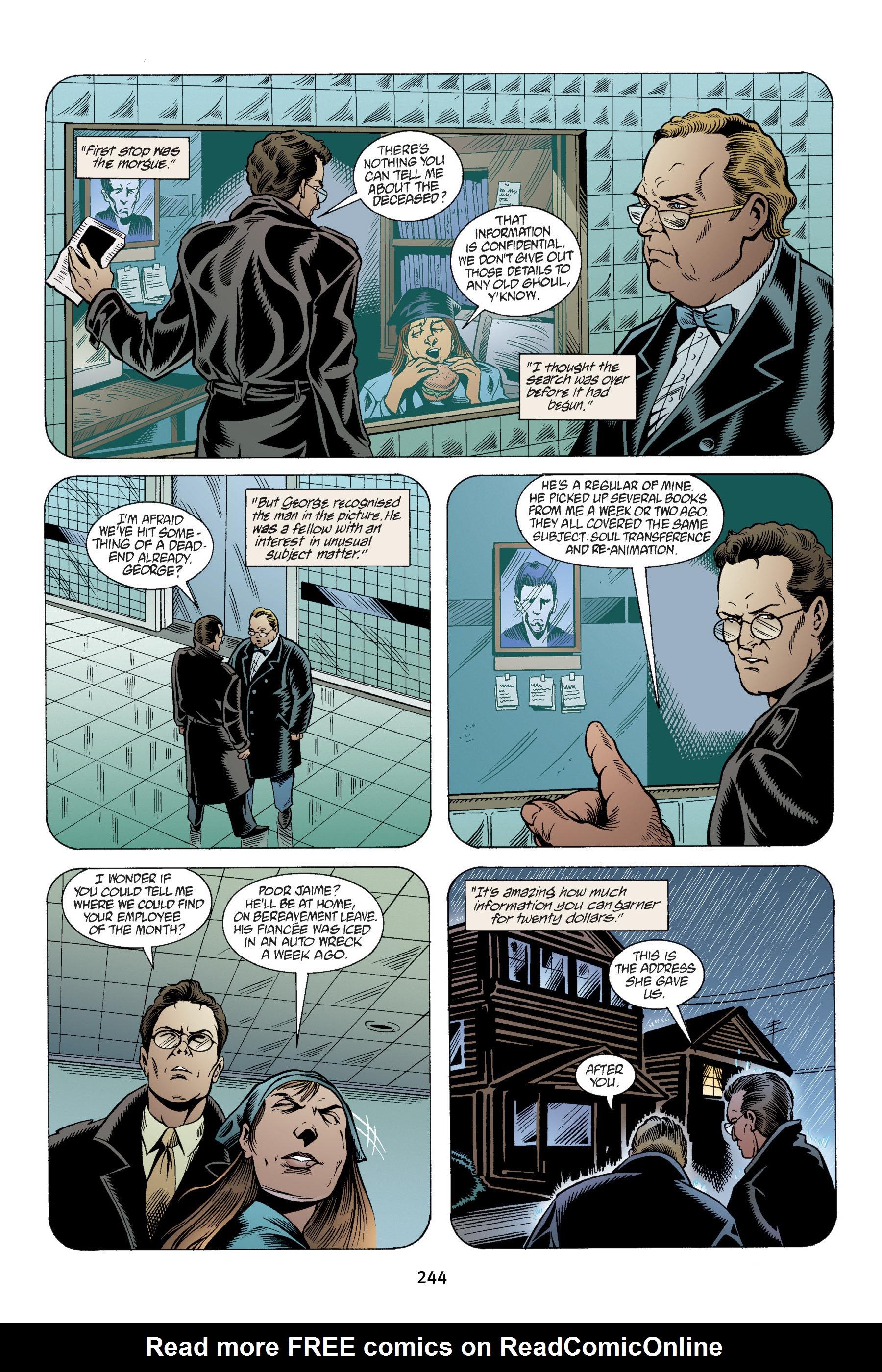 Read online Buffy the Vampire Slayer: Omnibus comic -  Issue # TPB 4 - 242