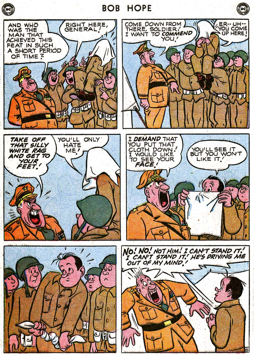 The Adventures of Bob Hope issue 8 - Page 46