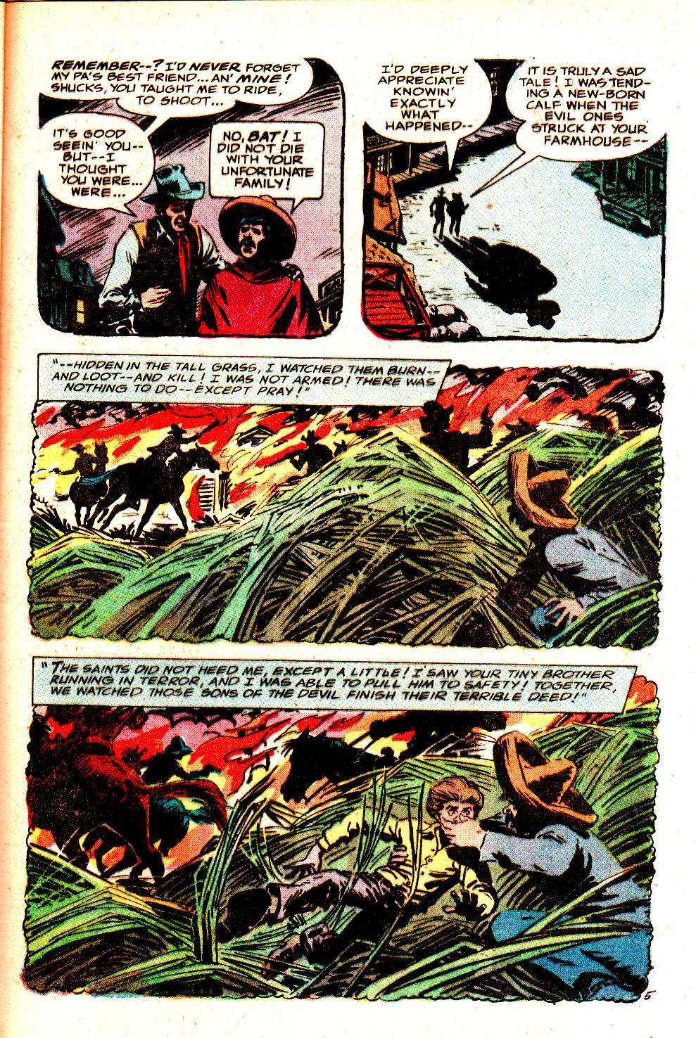 Read online All-Star Western (1970) comic -  Issue #11 - 41