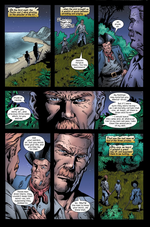 Read online Treasure Island comic -  Issue #6 - 18