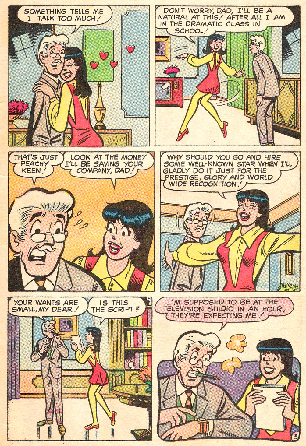 Read online Archie's Girls Betty and Veronica comic -  Issue #169 - 15