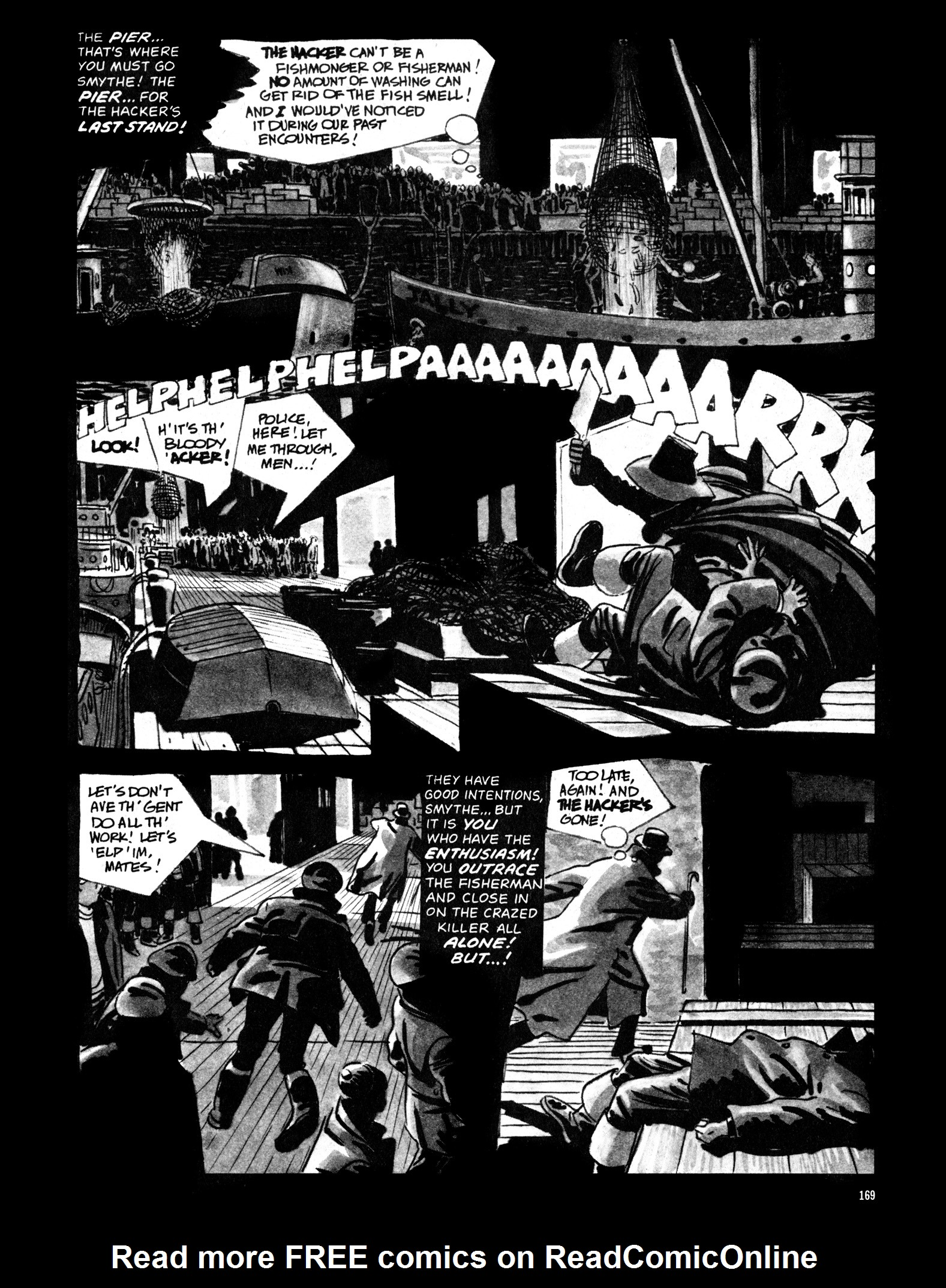 Read online Eerie Archives comic -  Issue # TPB 14 - 170