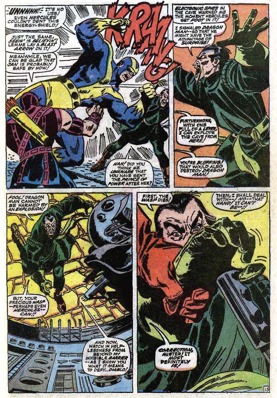 The Avengers (1963) 42 Page 20
